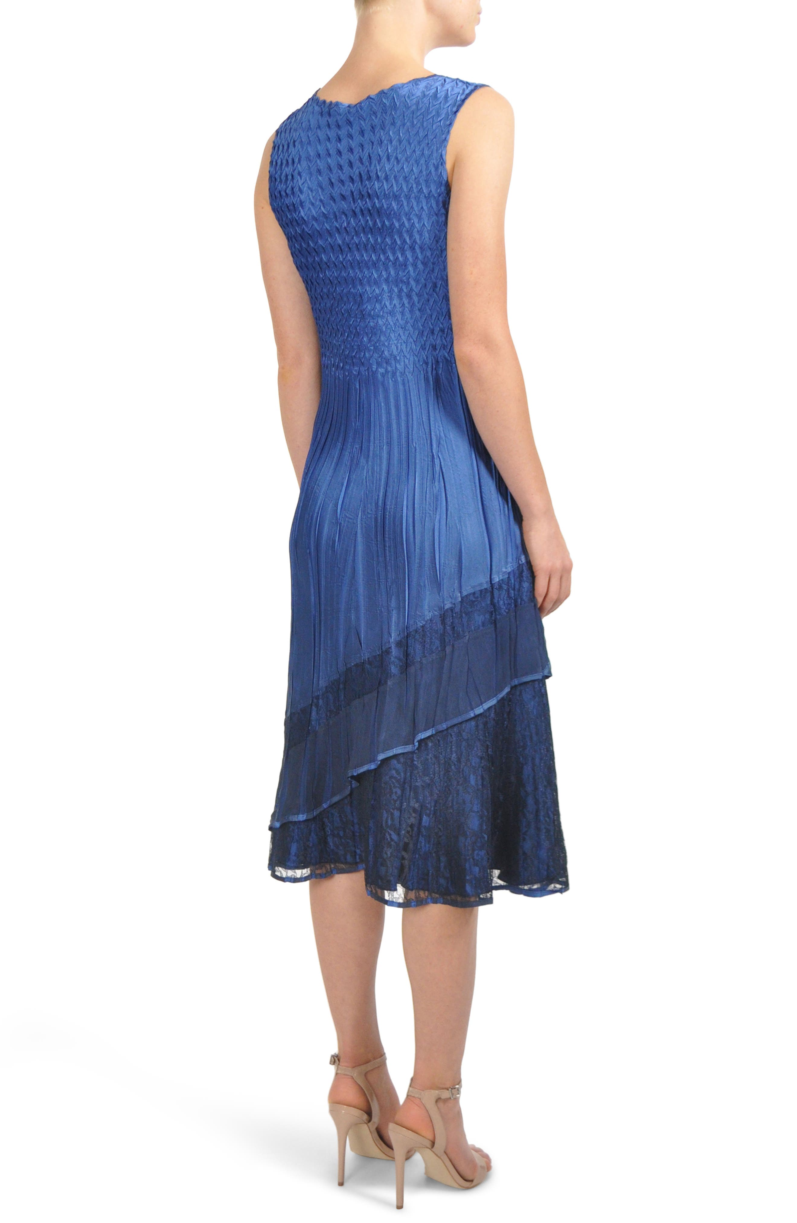 Komorov Midi Dress with Jacket,                             Alternate thumbnail 6, color,                             484
