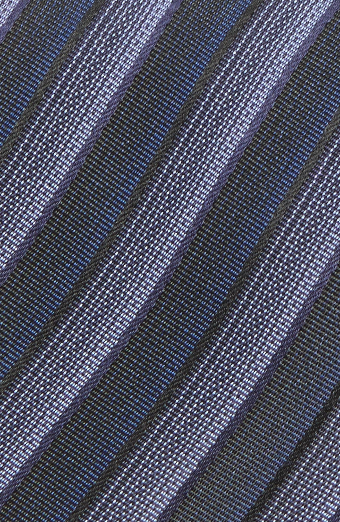 Stripe Silk Tie,                             Alternate thumbnail 6, color,