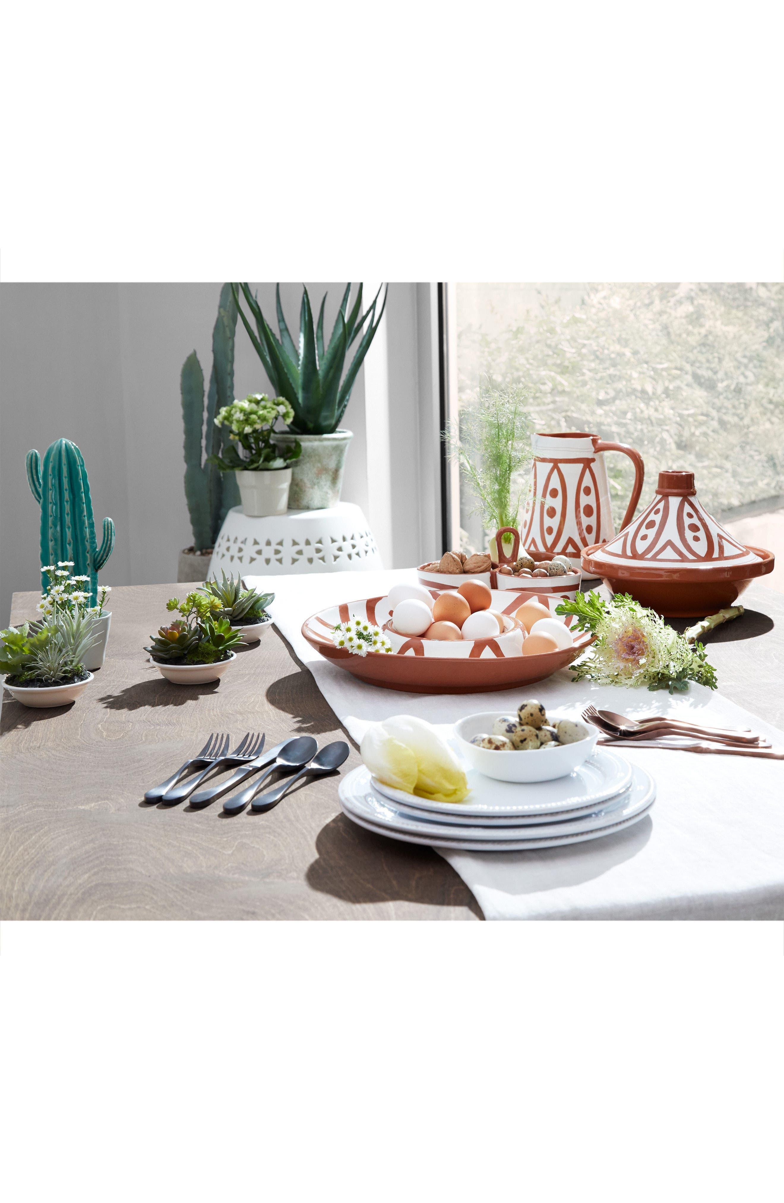 A & B Home Ceramic Cactus,                             Alternate thumbnail 2, color,                             300