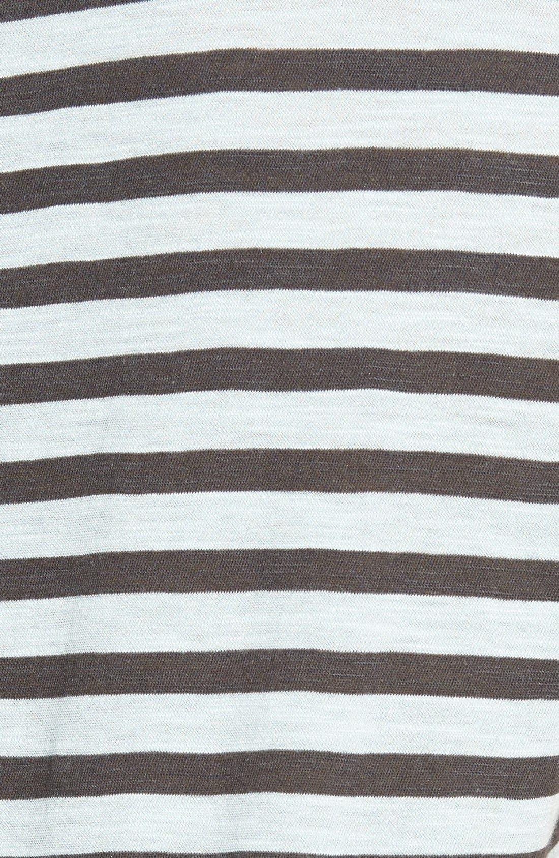 Short Sleeve Cotton & Modal Tee,                             Alternate thumbnail 46, color,