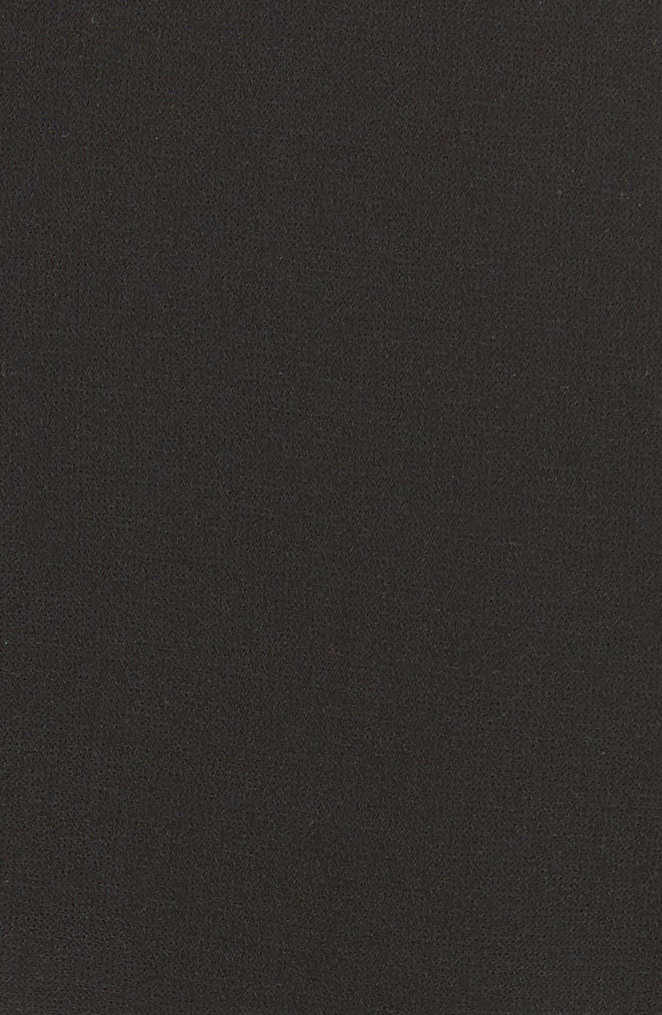 Bell Sleeve Jacket,                             Alternate thumbnail 6, color,                             001