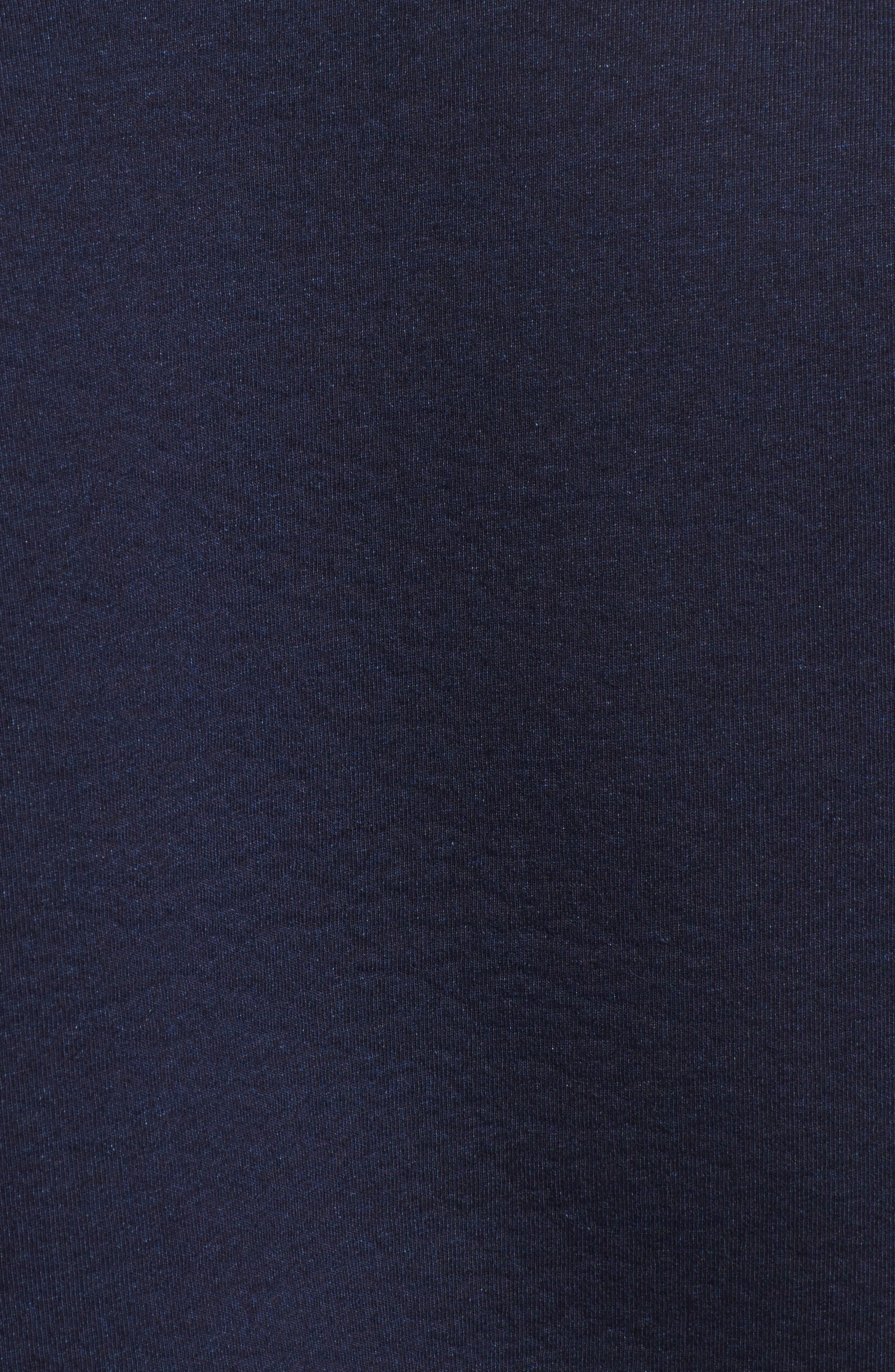 Neoprene Sweatshirt,                             Alternate thumbnail 5, color,                             400