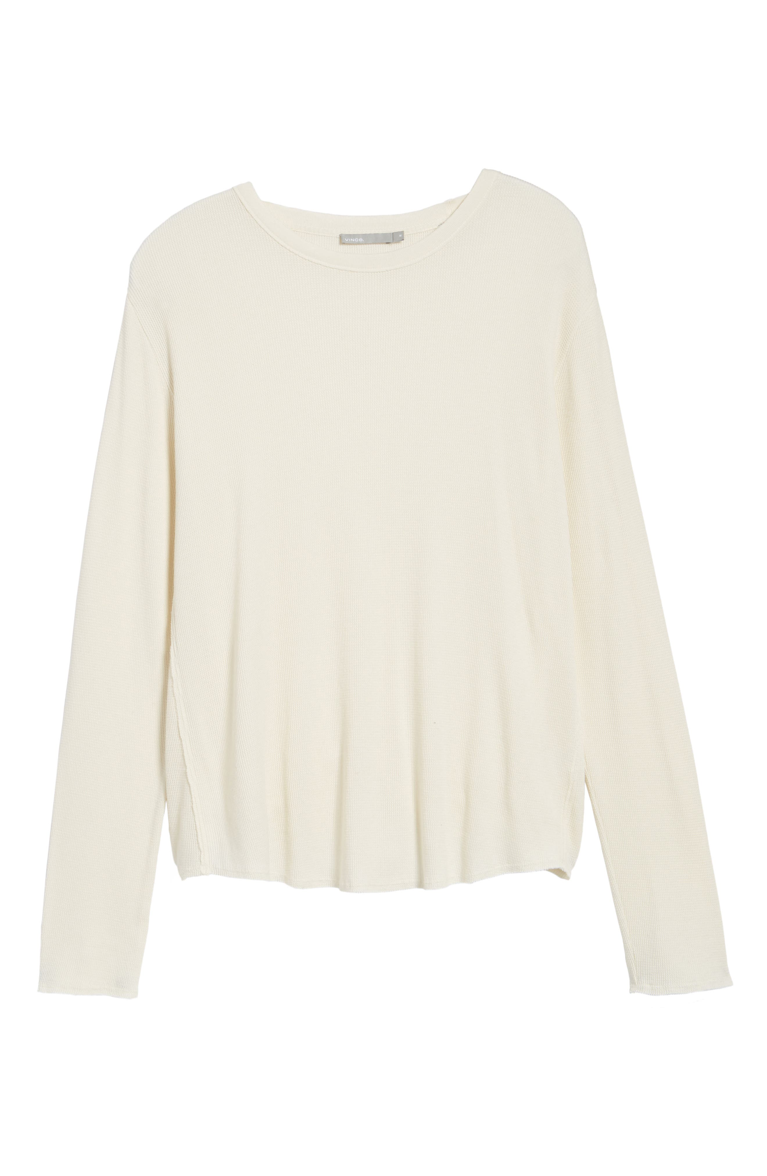 Thermal Knit Long Sleeve T-Shirt,                             Alternate thumbnail 17, color,