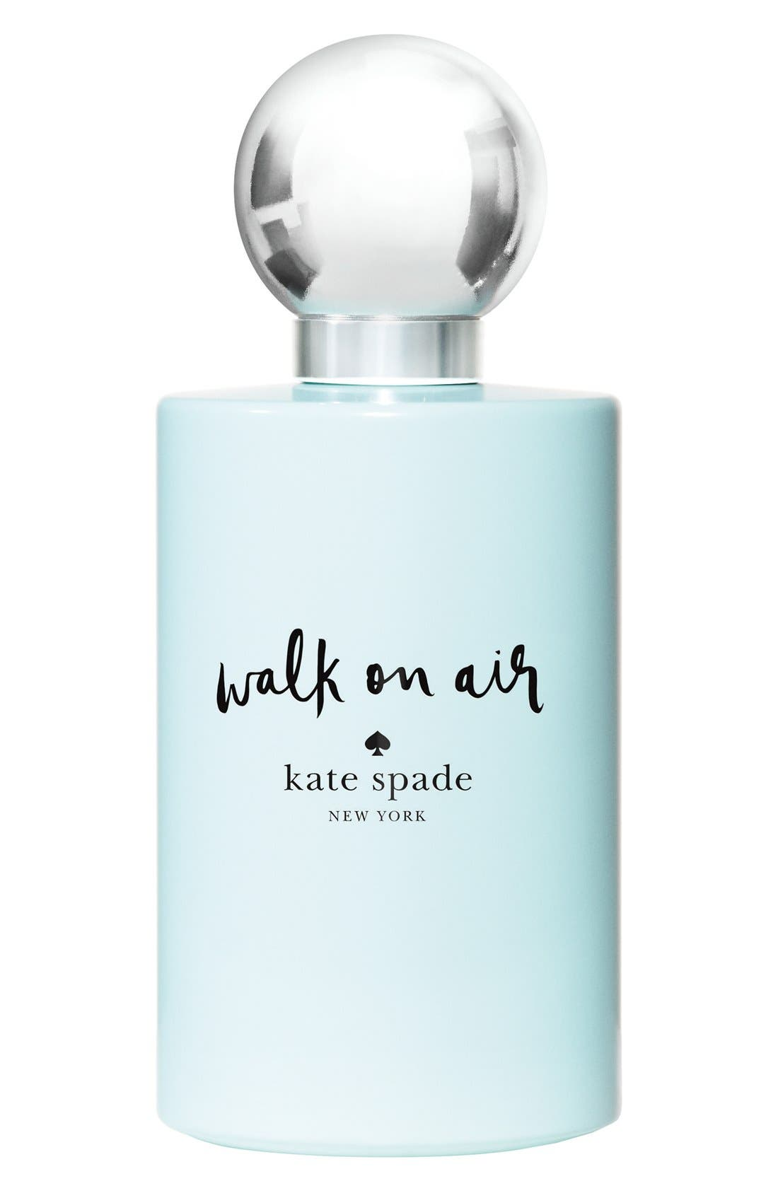 'walk on air' body lotion,                             Main thumbnail 1, color,                             NO COLOR