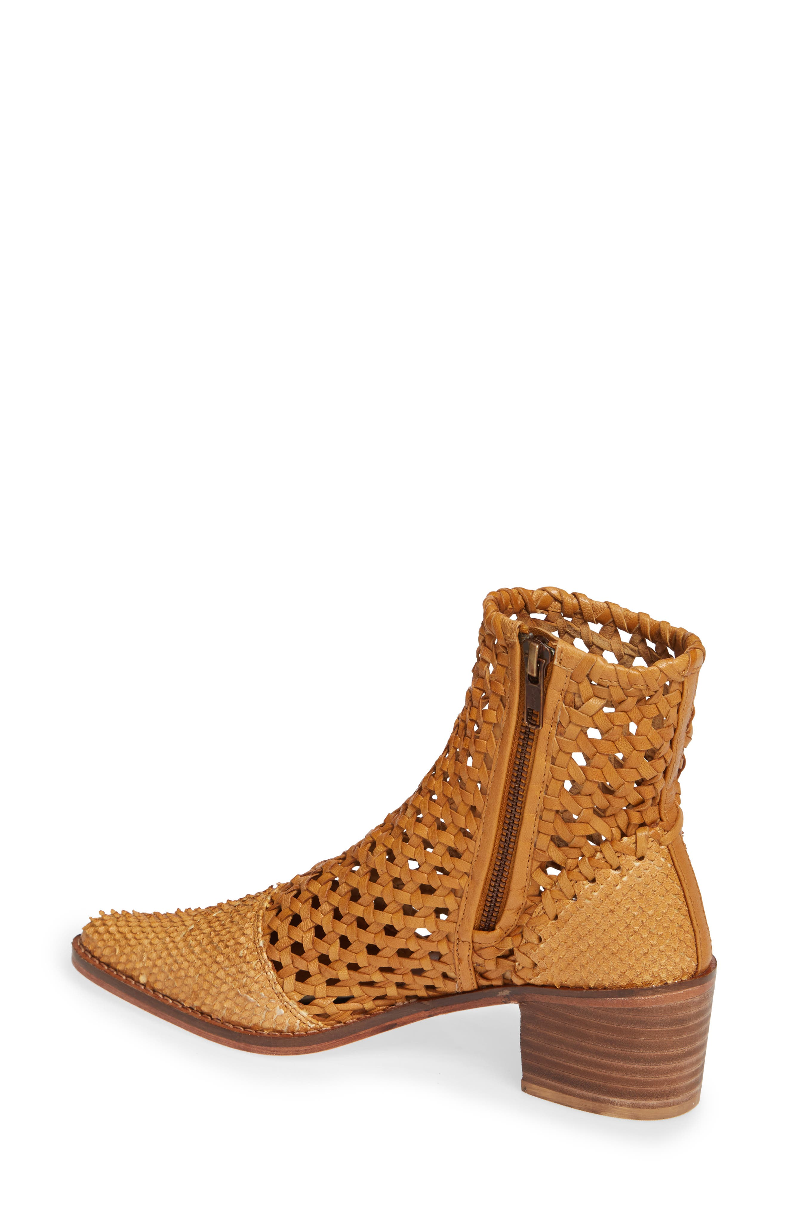 In the Loop Woven Bootie,                             Alternate thumbnail 2, color,                             TAUPE