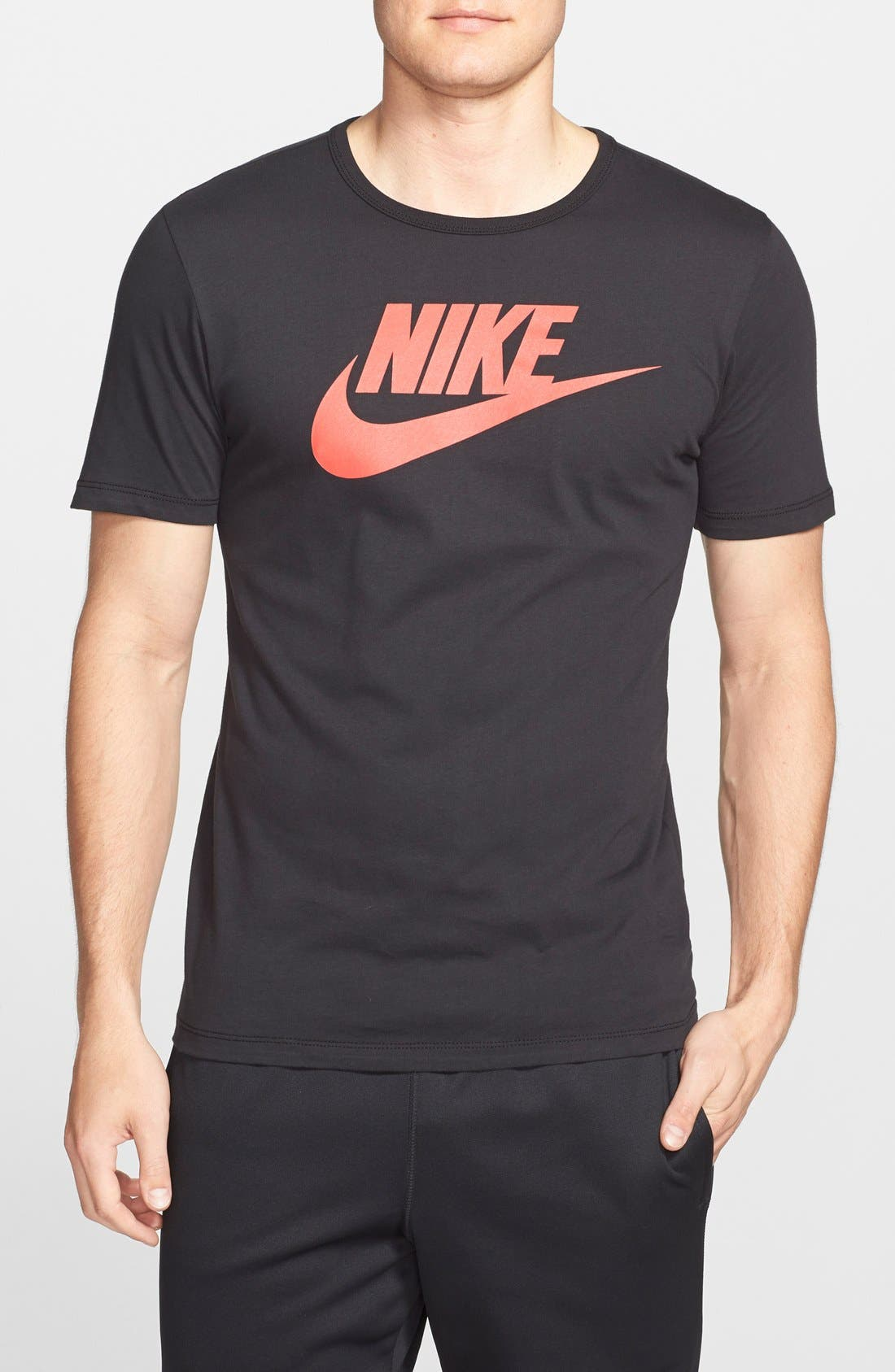 'Tee-Futura Icon' Graphic T-Shirt,                             Main thumbnail 9, color,
