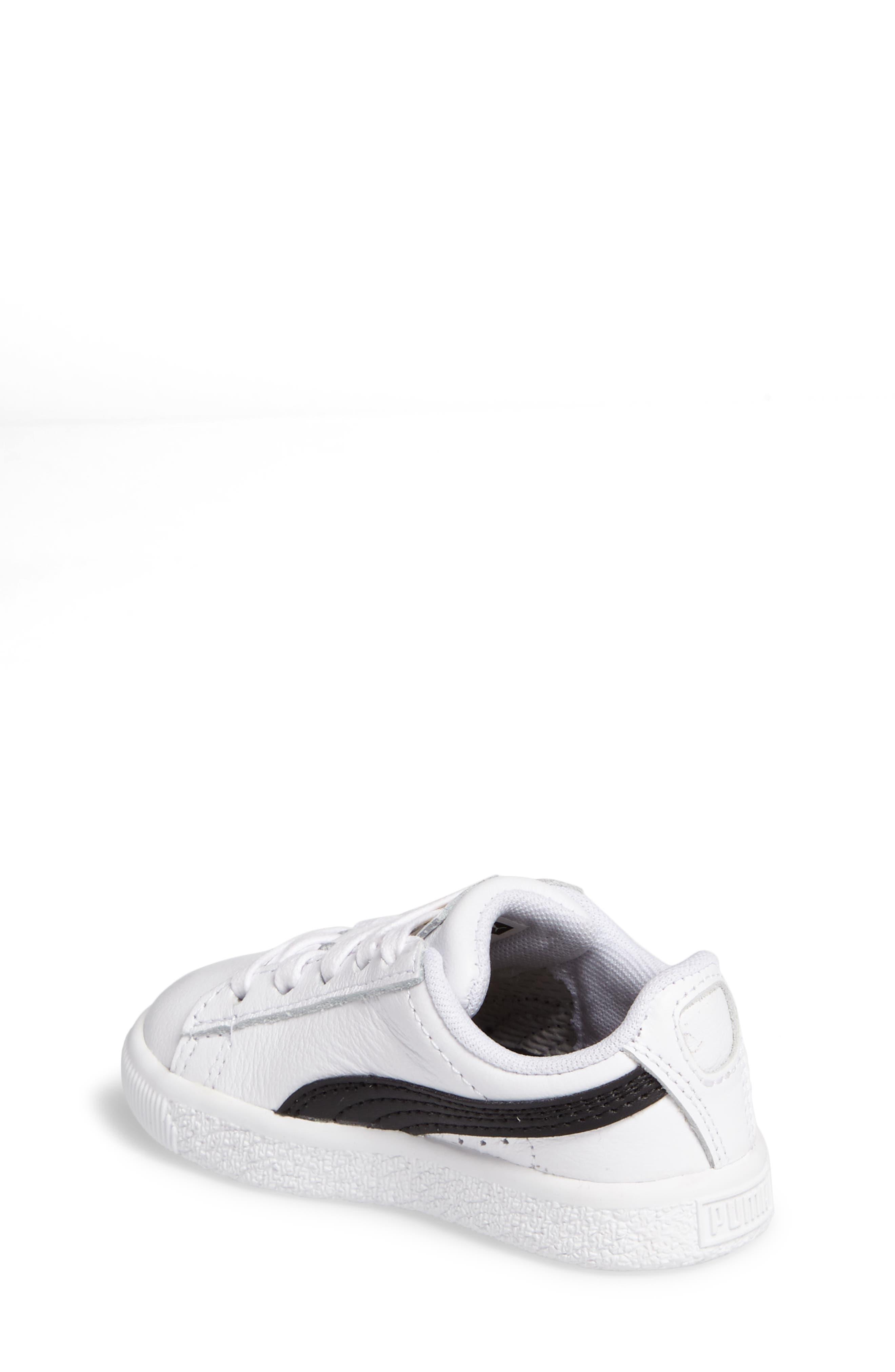 Clyde Core Foil Sneaker,                             Alternate thumbnail 9, color,