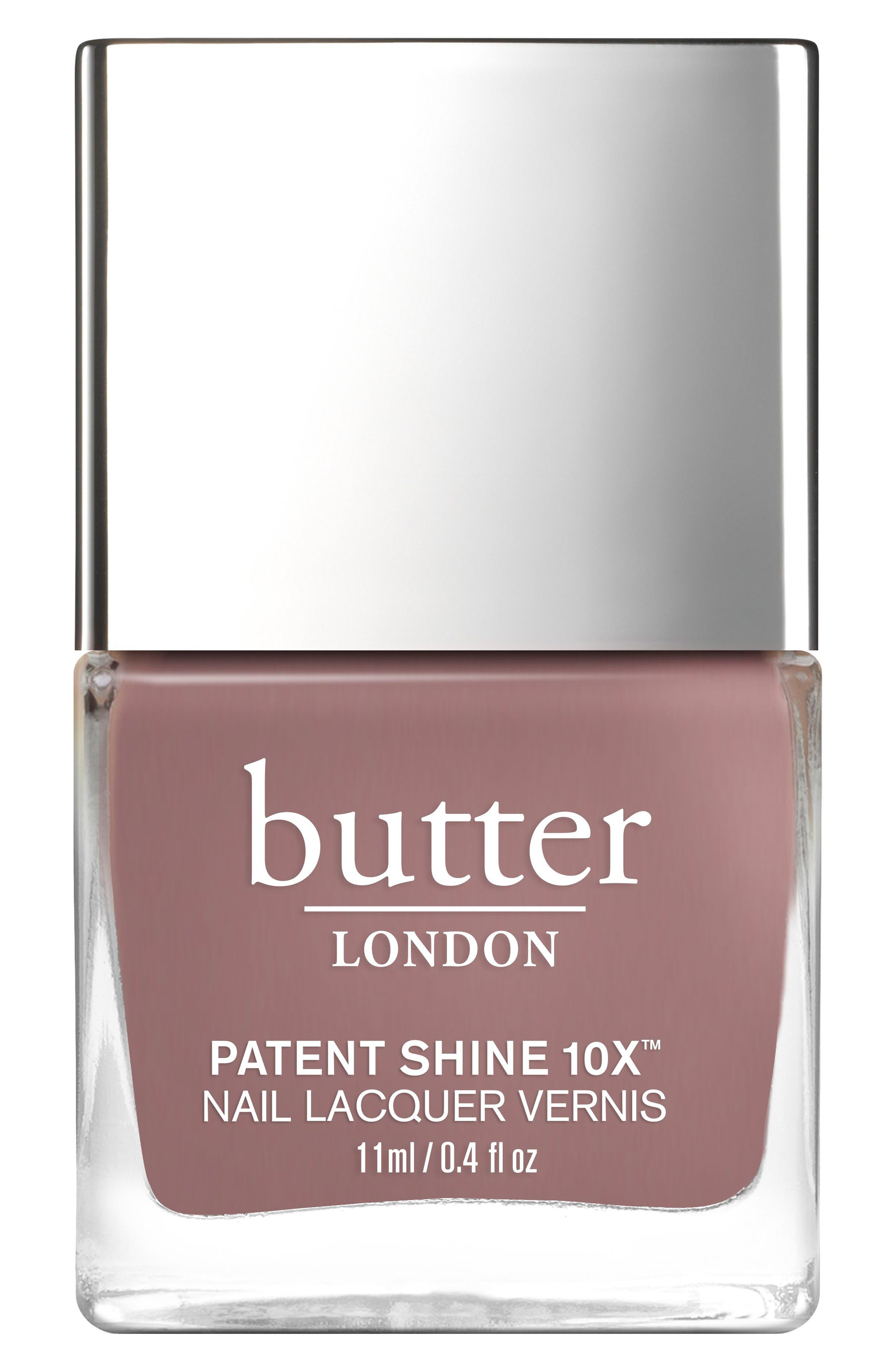 'Patent Shine 10X<sup>®</sup>' Nail Lacquer,                             Main thumbnail 1, color,                             ROYAL APPOINTMENT