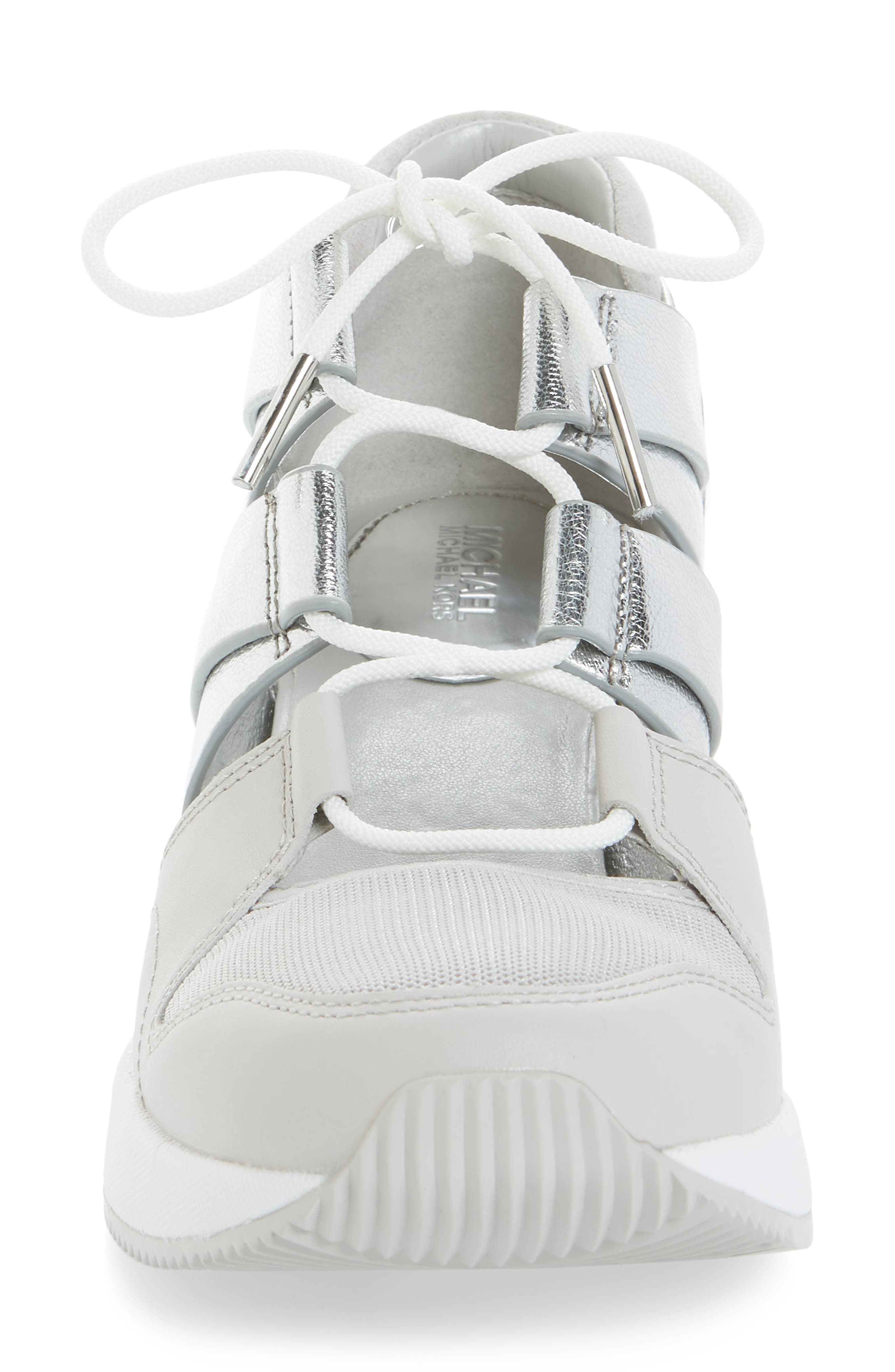 MICHAEL MICHAEL KORS,                             Beckett Sneaker,                             Alternate thumbnail 4, color,                             040