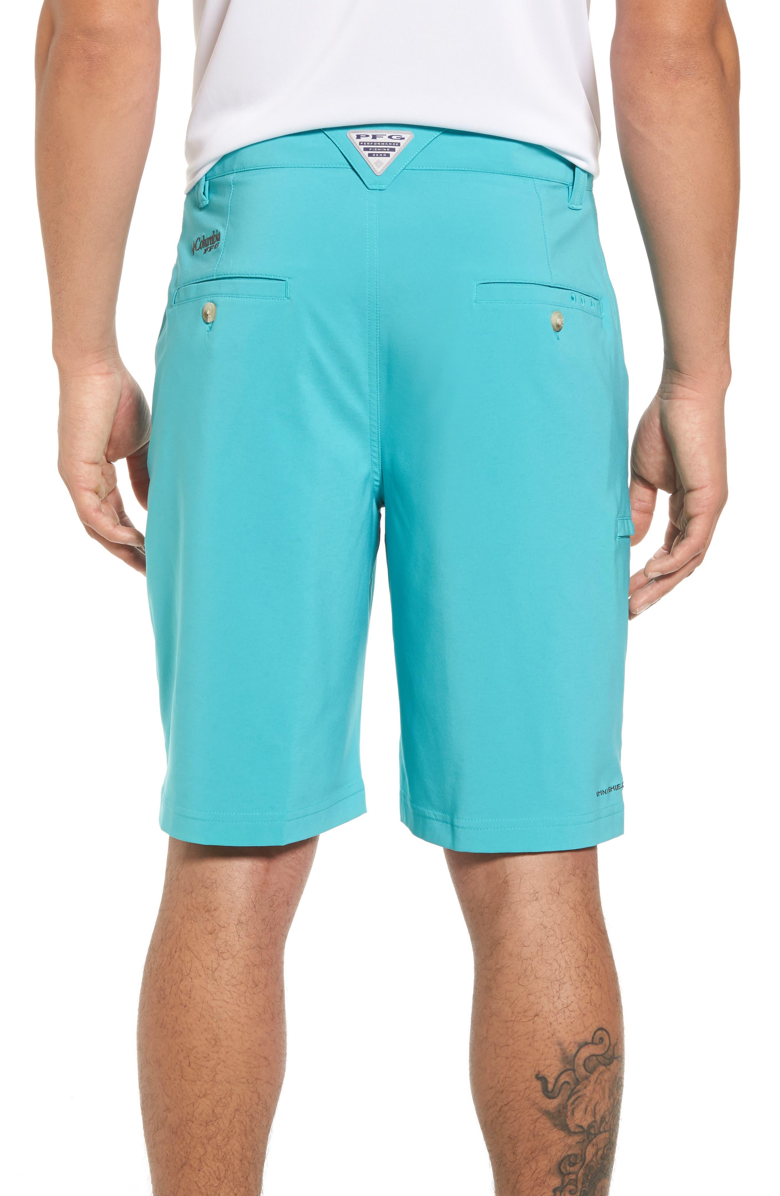 PFG Grander Marlin II Shorts,                             Alternate thumbnail 2, color,                             440