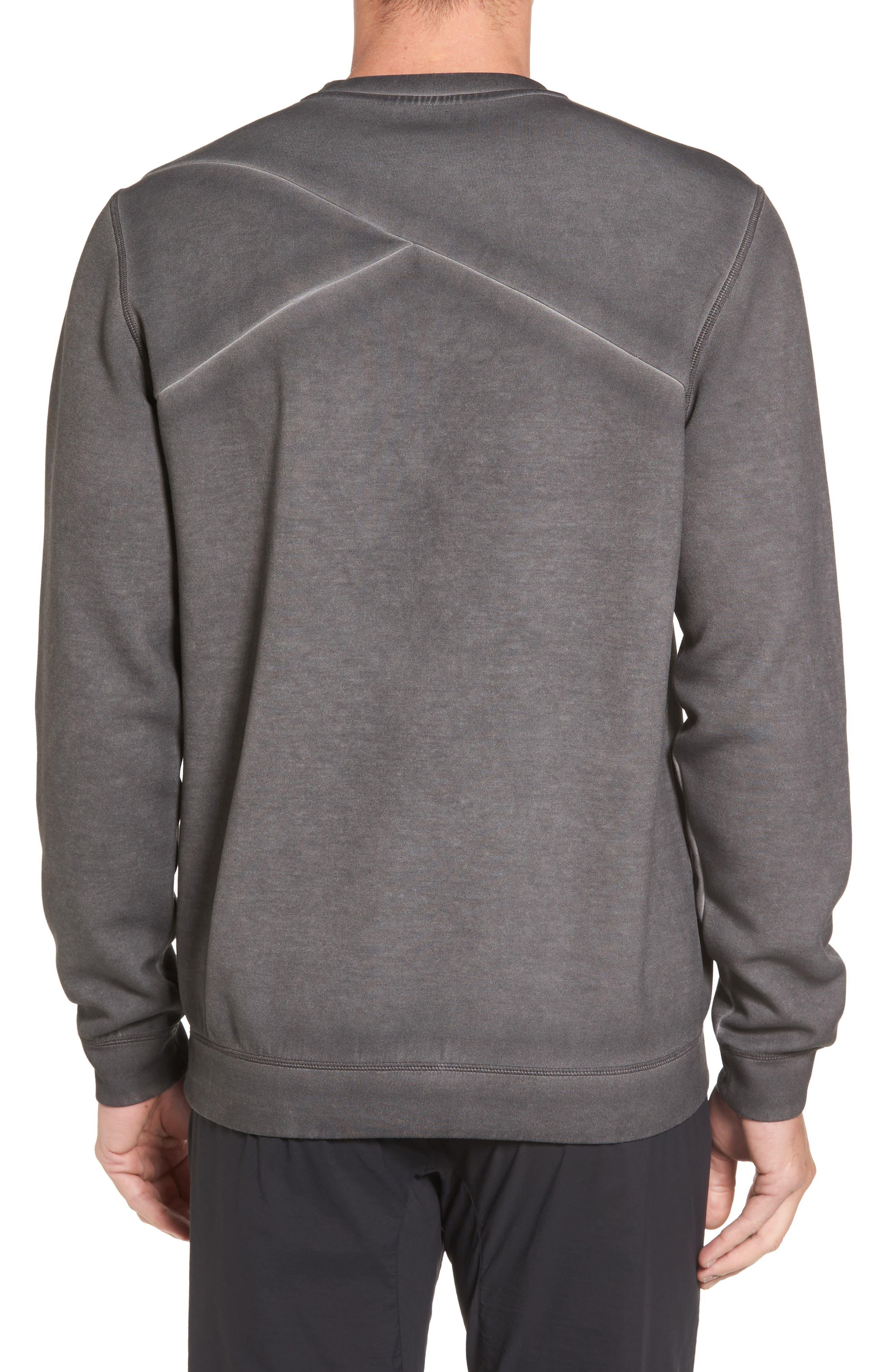 Dirty Wash Sweatshirt,                             Alternate thumbnail 2, color,                             040