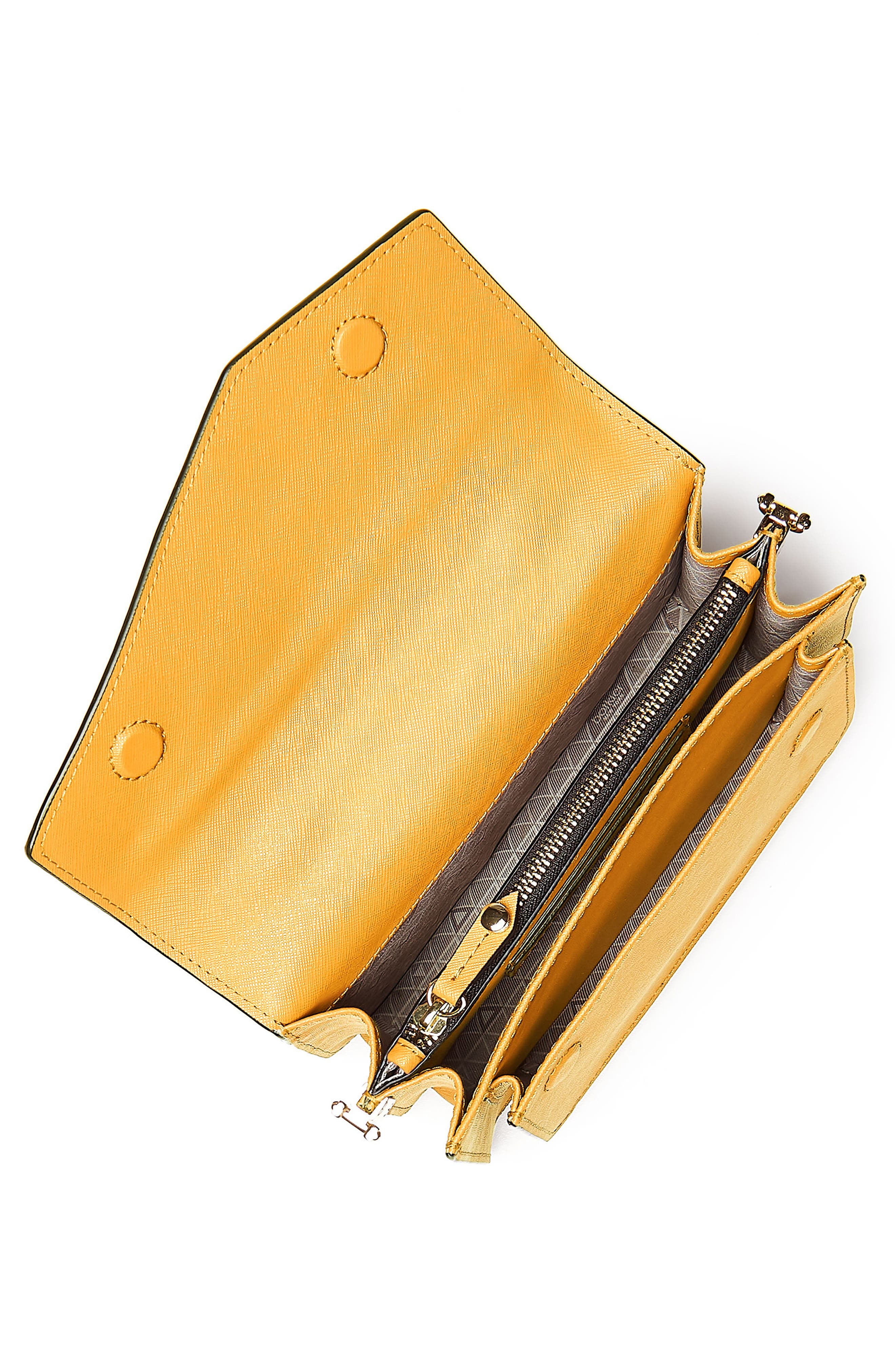 Cobble Hill Leather Crossbody Bag,                             Alternate thumbnail 71, color,