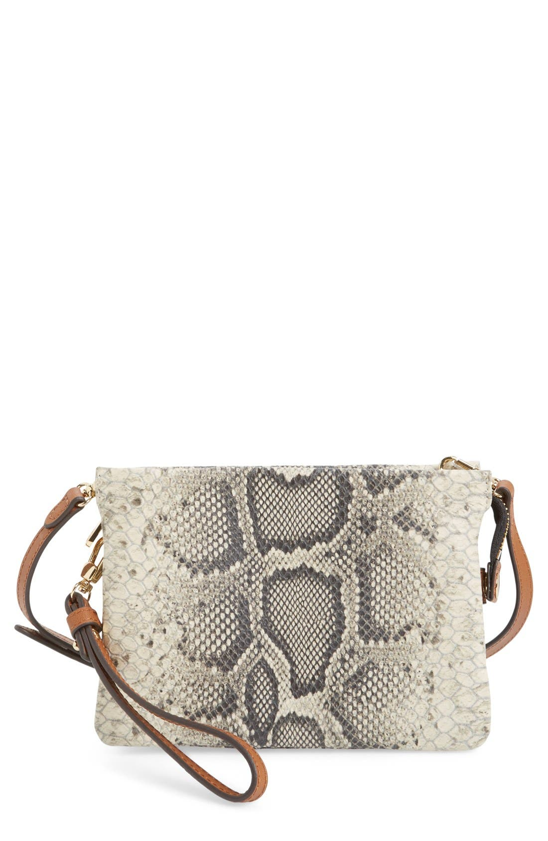 'Cami' Leather Crossbody Bag,                             Main thumbnail 33, color,