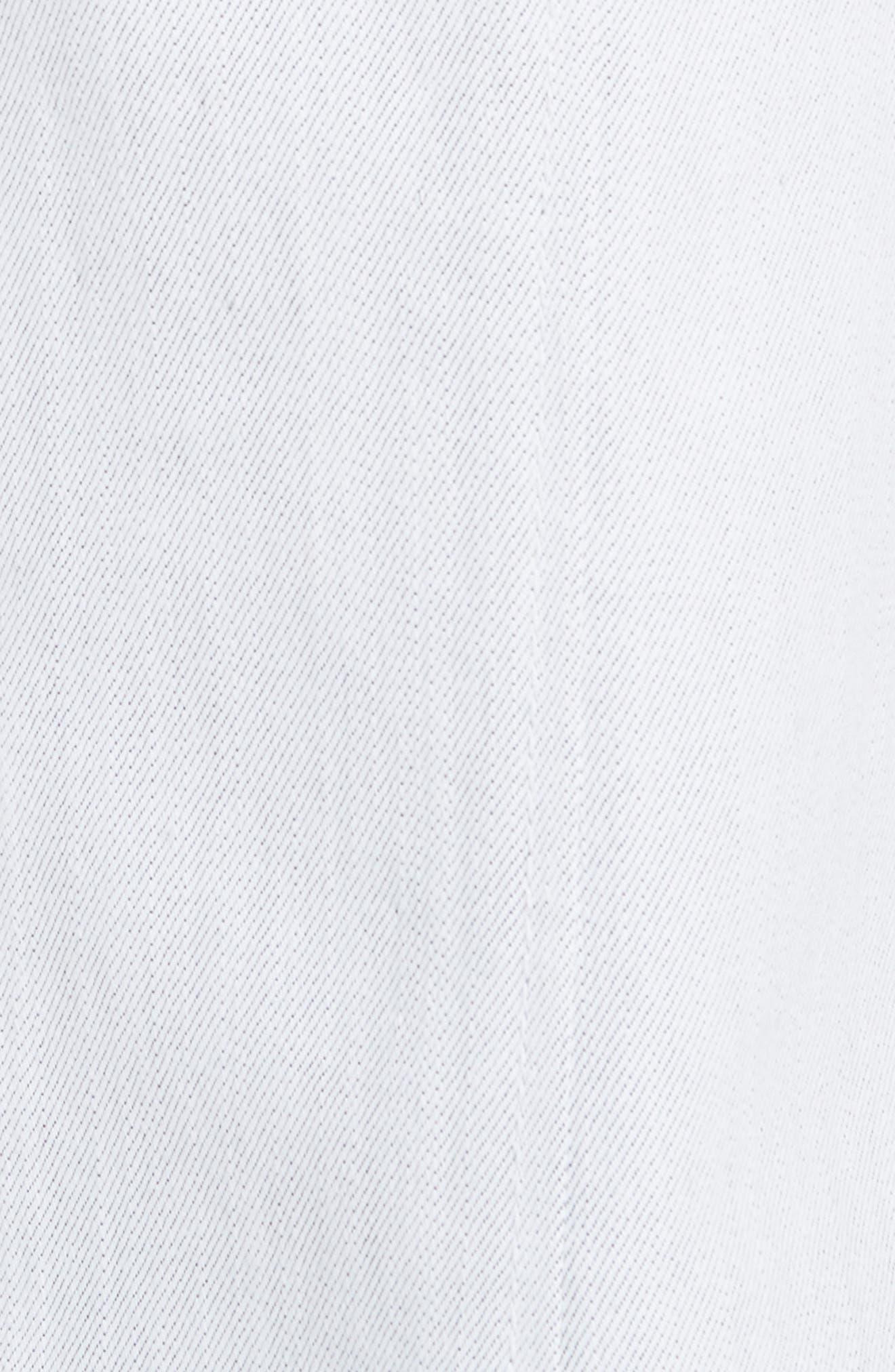 Marla Wide Leg Pants,                             Alternate thumbnail 5, color,                             100
