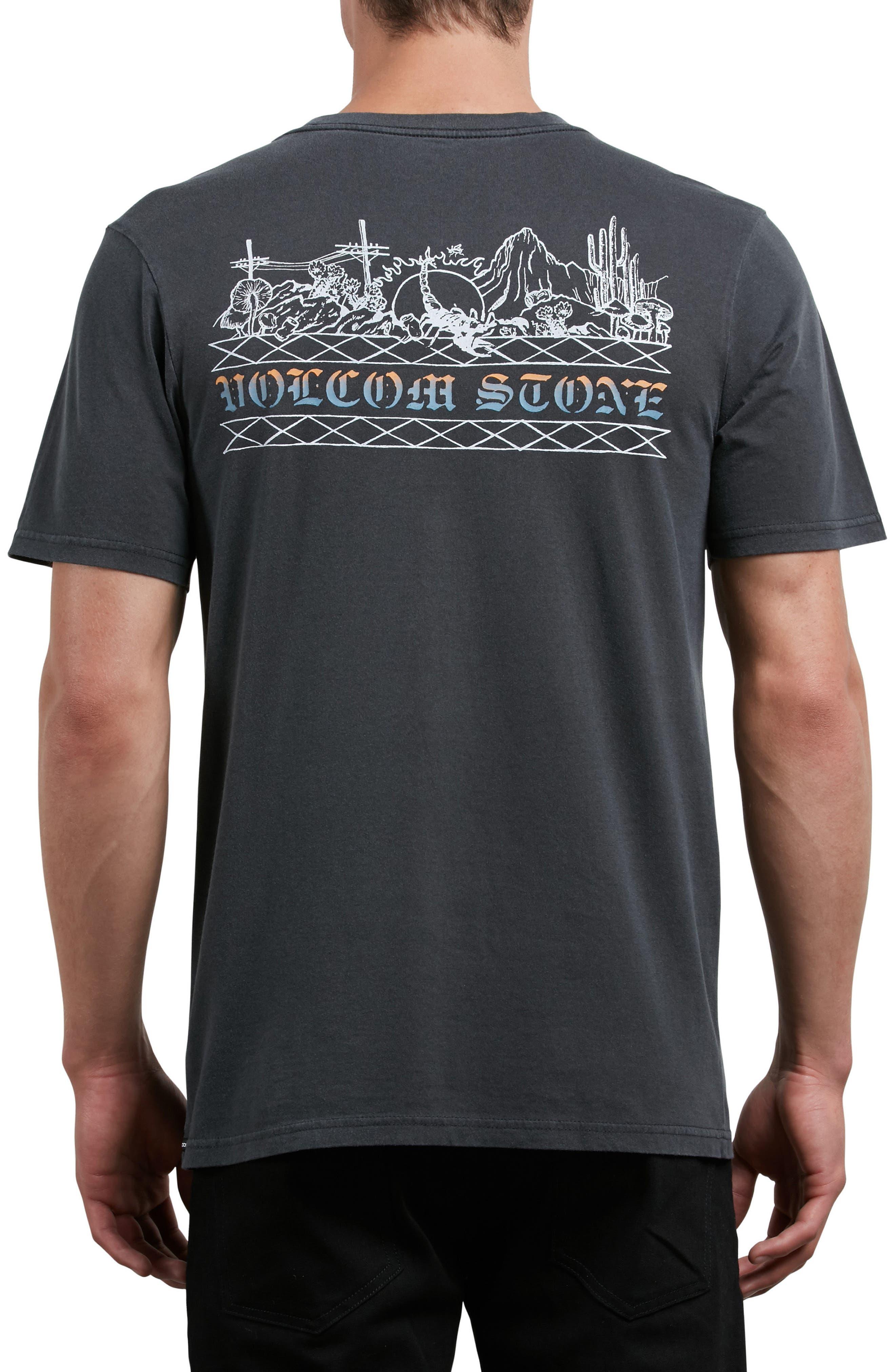 Let's Visit Graphic T-Shirt,                             Alternate thumbnail 2, color,                             001