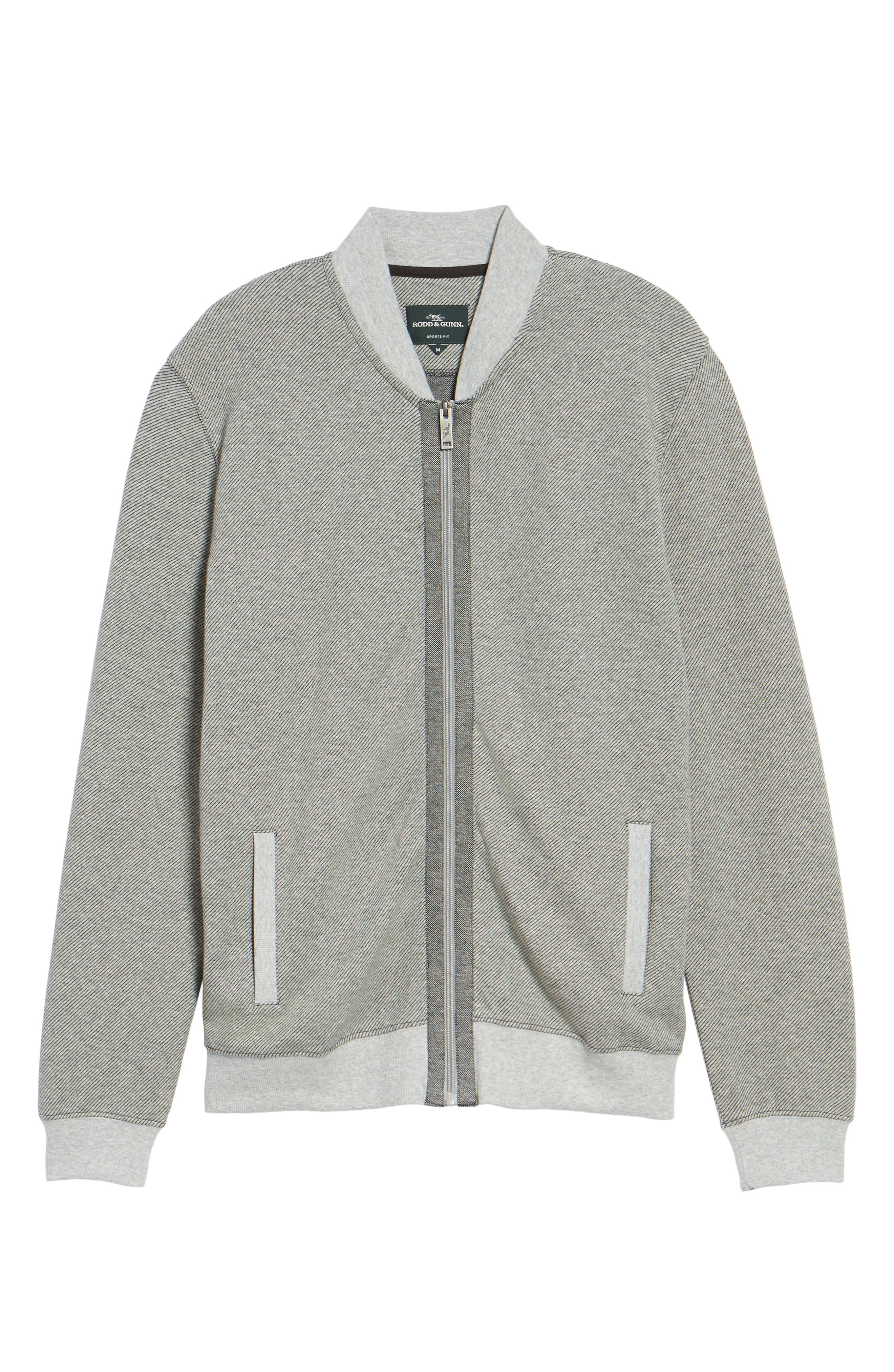 Alderson Ave Fleece Jacket,                             Alternate thumbnail 6, color,                             020