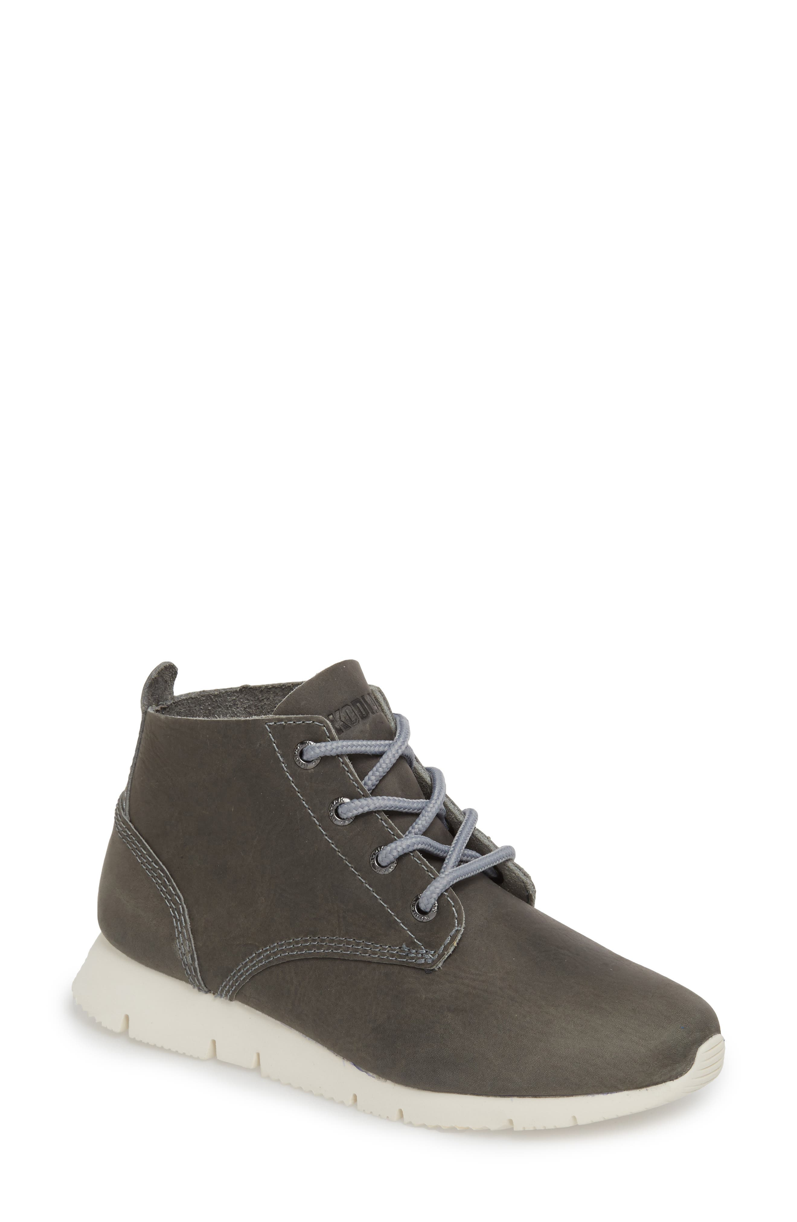 Chukka Boot,                         Main,                         color, GREY LEATHER