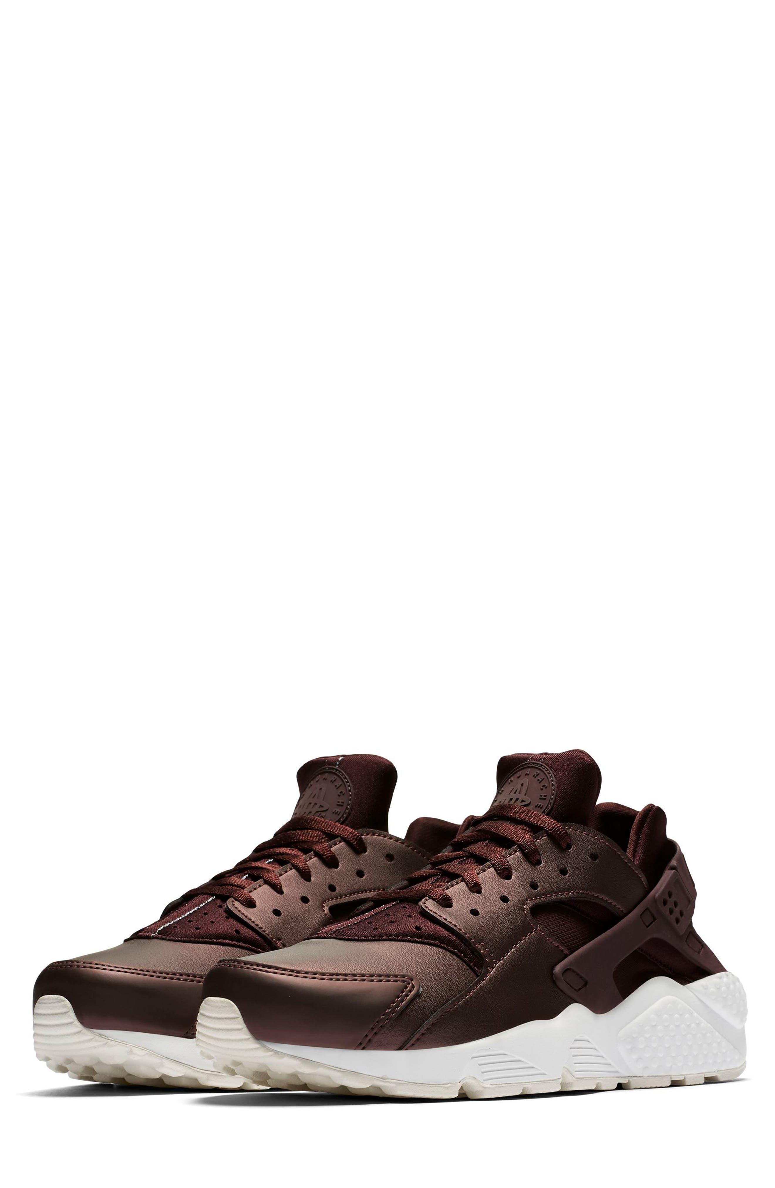 Air Huarache Run Premium Sneaker,                             Main thumbnail 2, color,