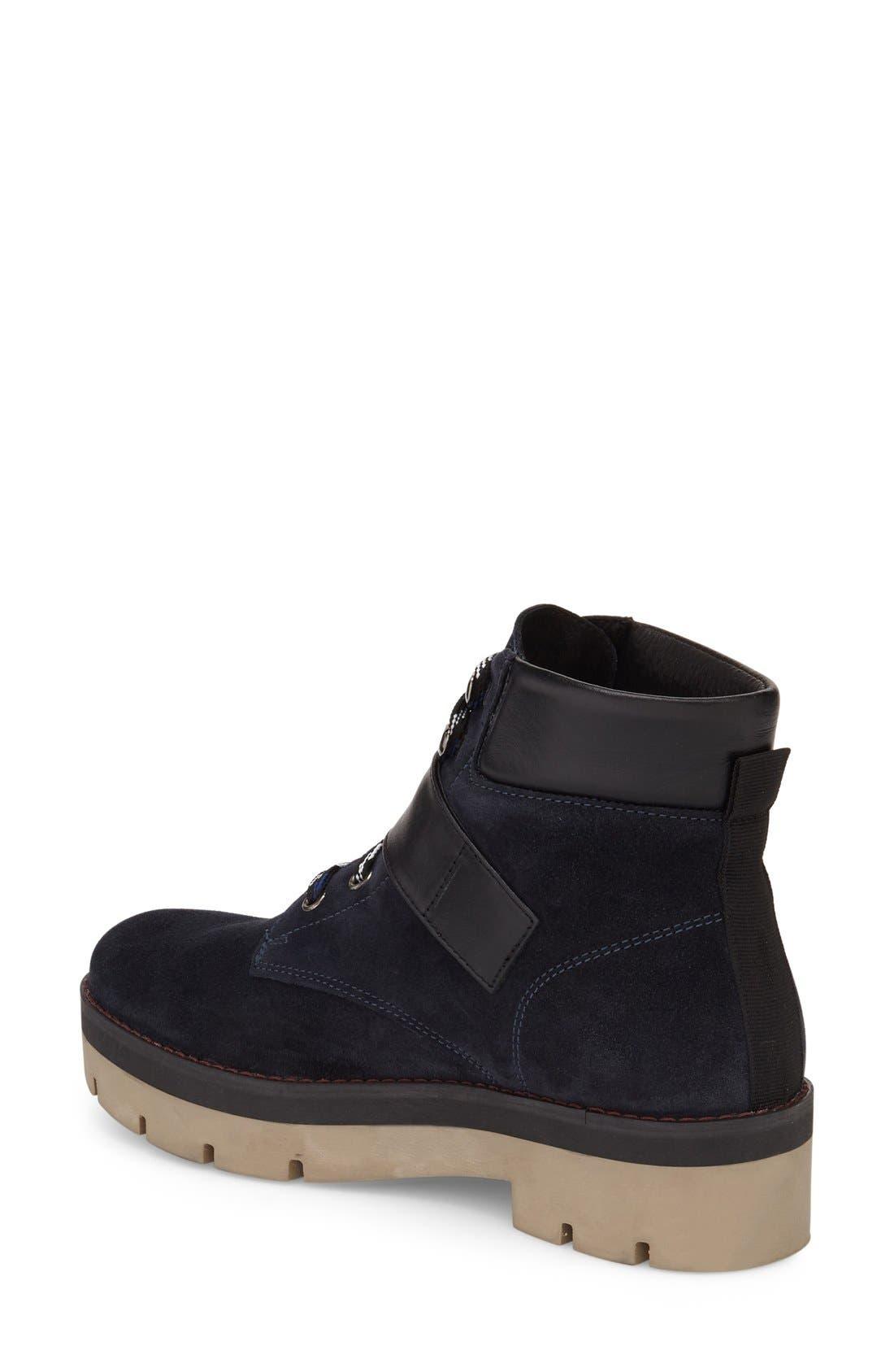Autumn Platform Boot,                             Alternate thumbnail 4, color,