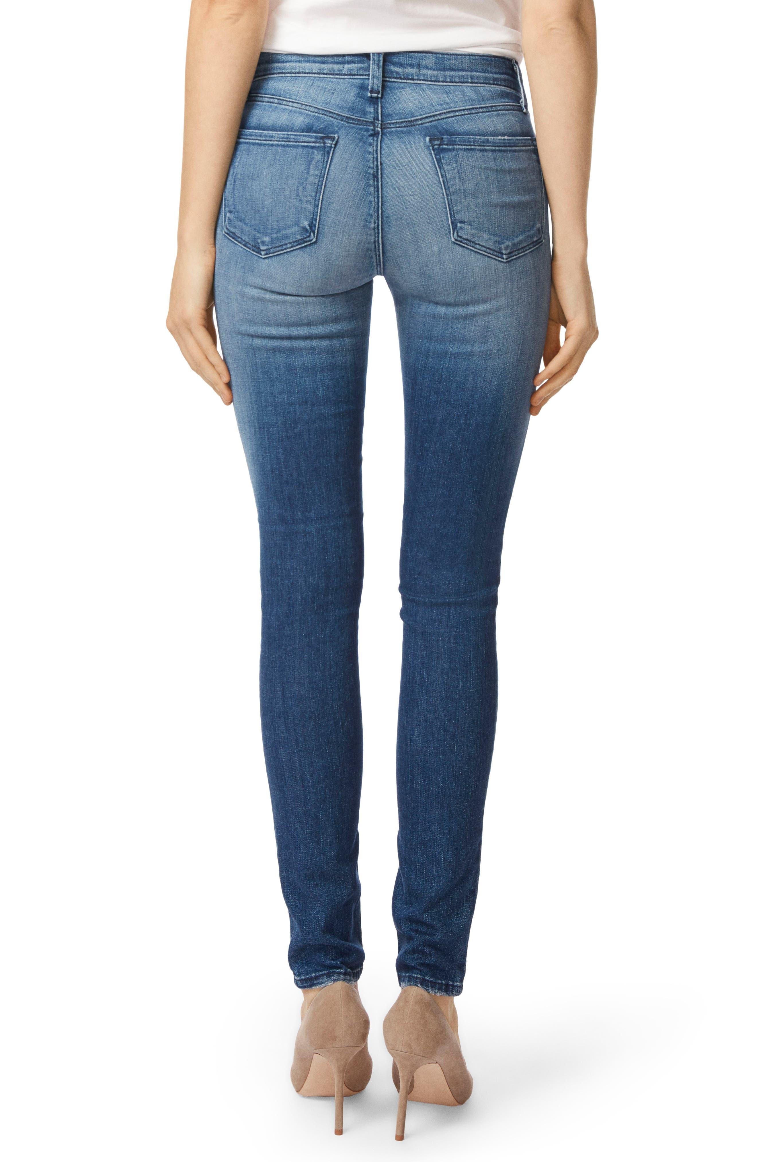 620 Mid Rise Super Skinny Jeans,                             Alternate thumbnail 7, color,