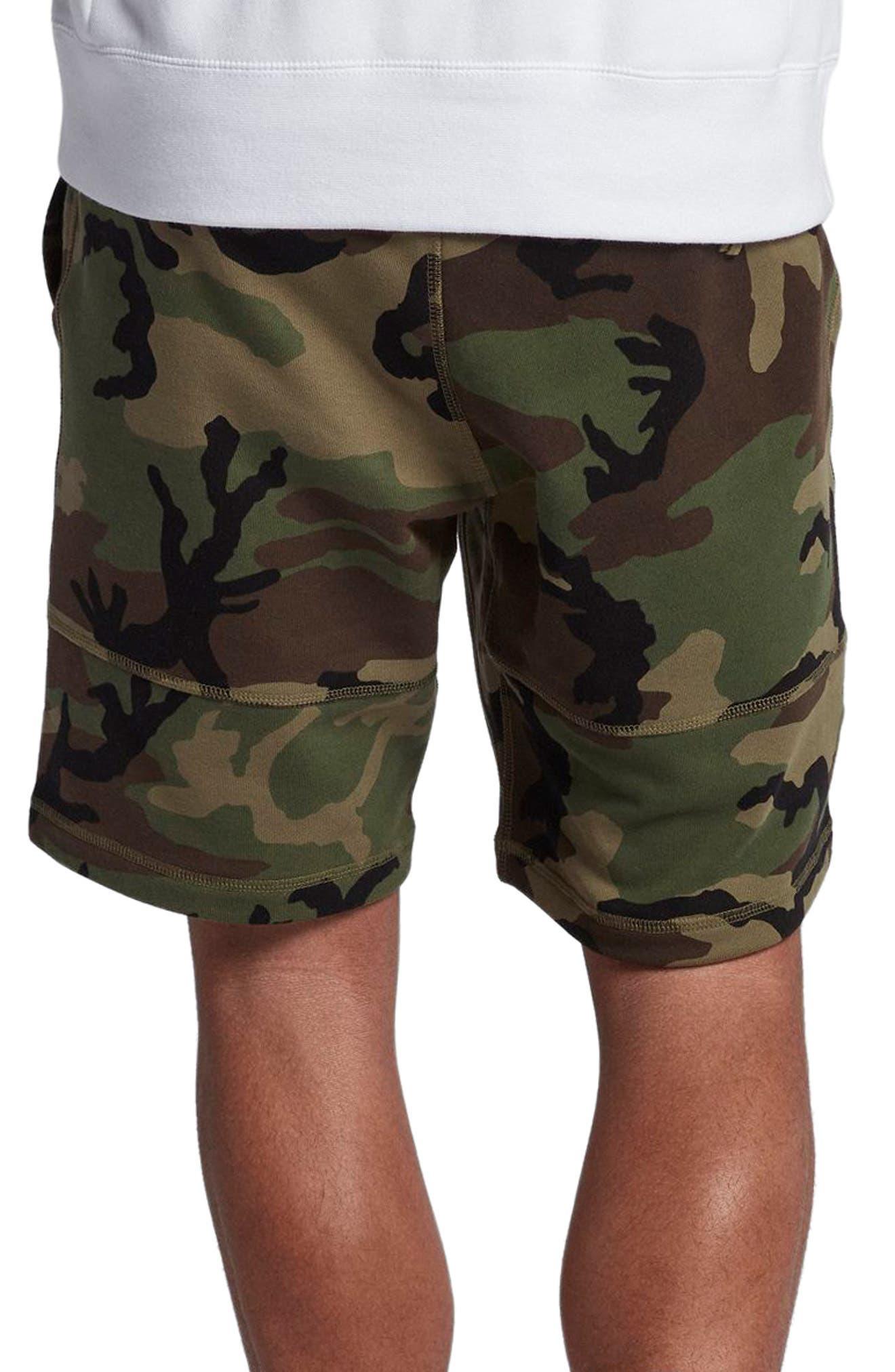 Camo Shorts,                             Alternate thumbnail 2, color,                             322
