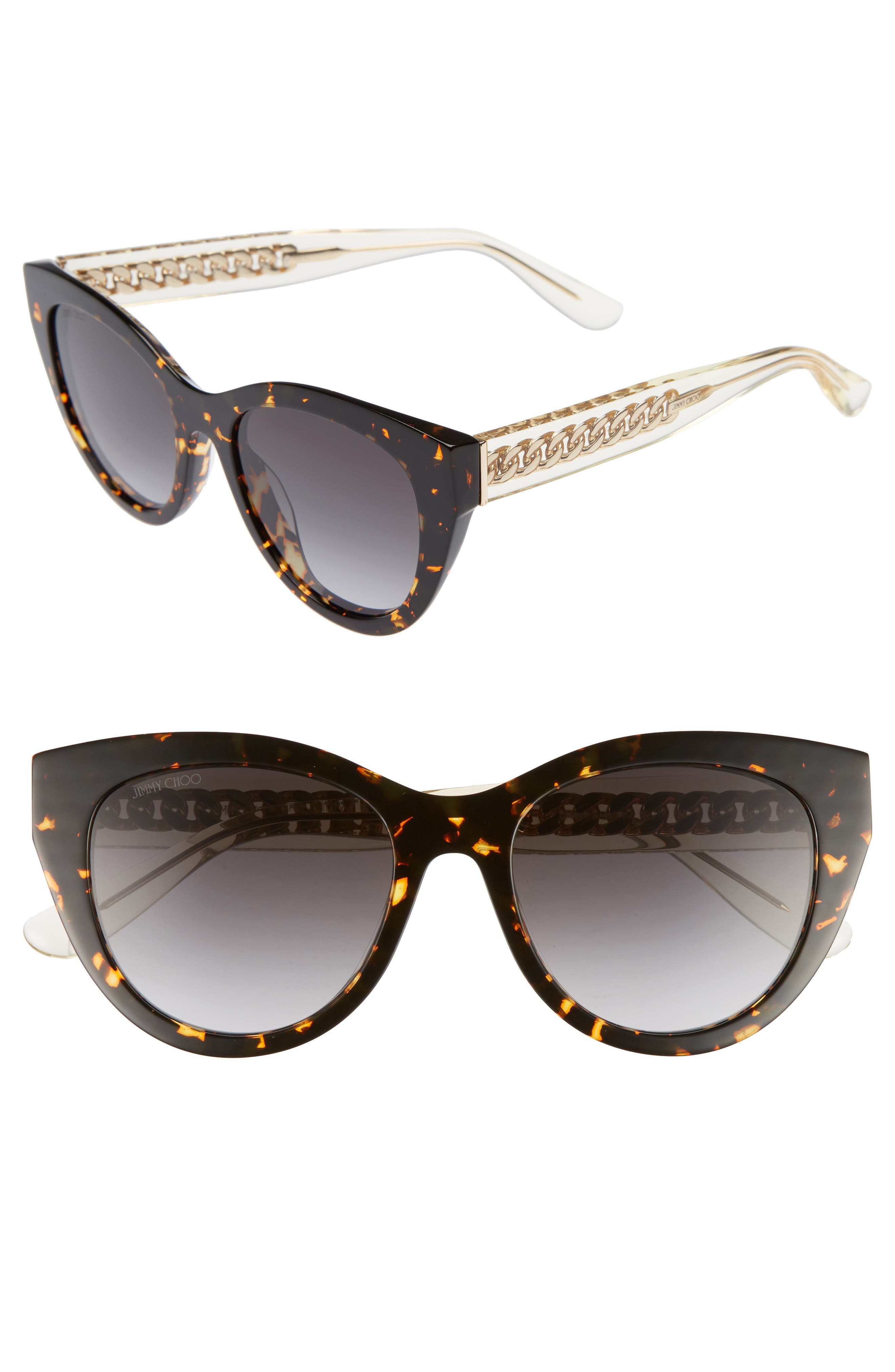 Chana 52mm Gradient Sunglasses,                             Main thumbnail 2, color,