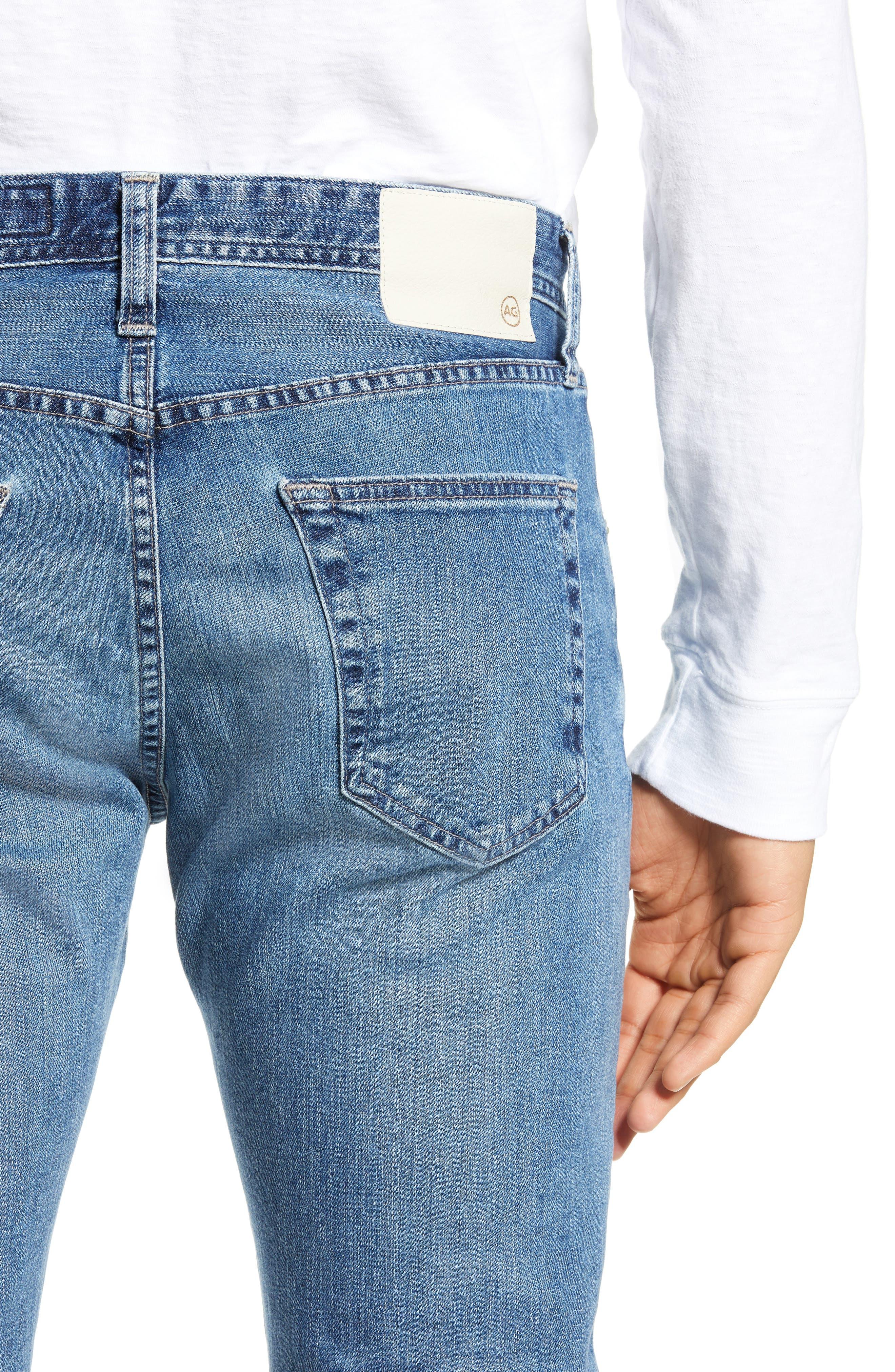 Tellis Slim Fit Jeans,                             Alternate thumbnail 4, color,                             16 YEARS EAVES