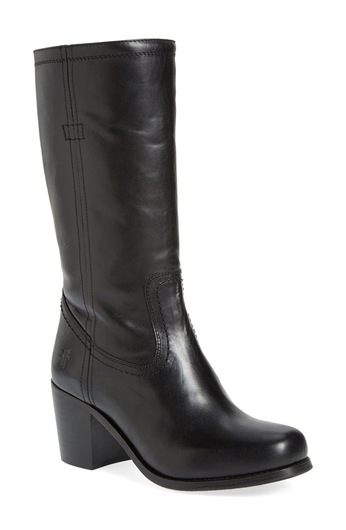 FRYE,                             'Kendall' Boot,                             Main thumbnail 1, color,                             001