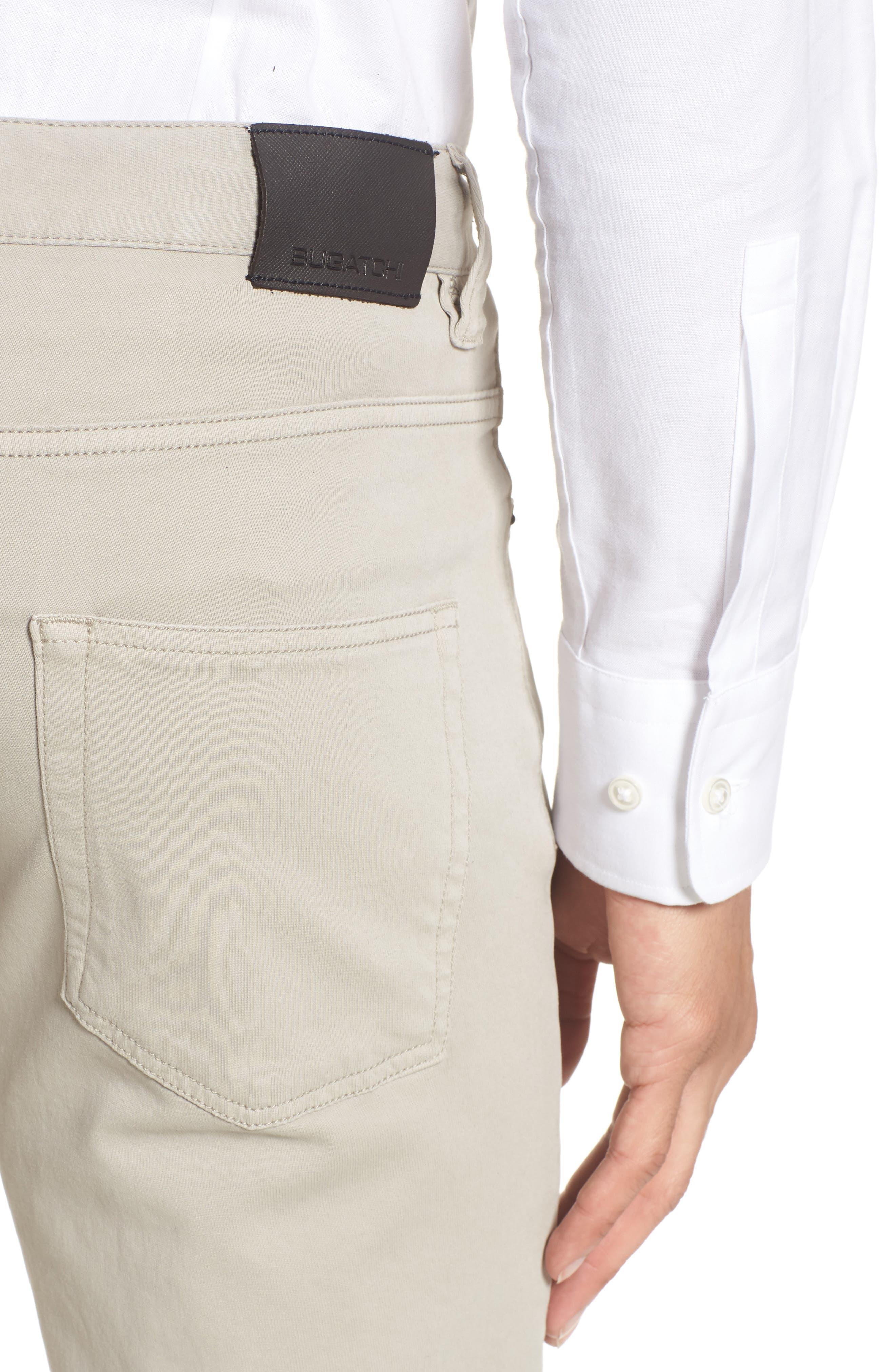 Five-Pocket Straight Leg Pants,                             Alternate thumbnail 4, color,                             289