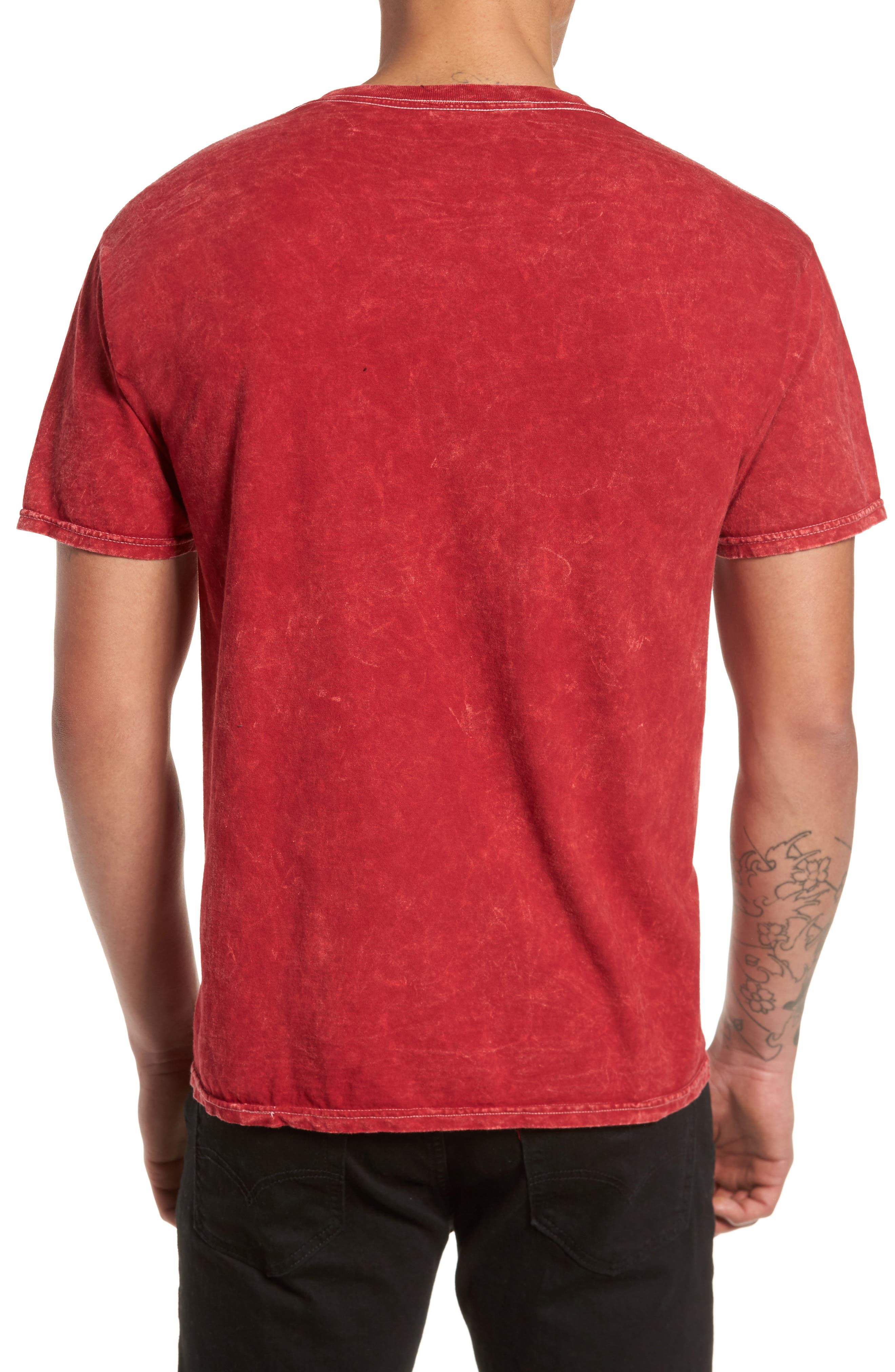 Good Day Graphic T-Shirt,                             Alternate thumbnail 2, color,                             610