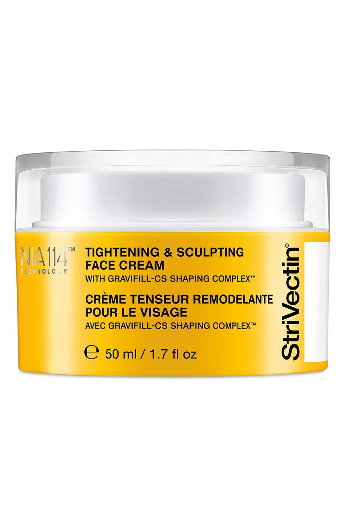 StriVectin-TL<sup>™</sup> Tightening & Sculpting Face Cream,                             Main thumbnail 1, color,                             NO COLOR