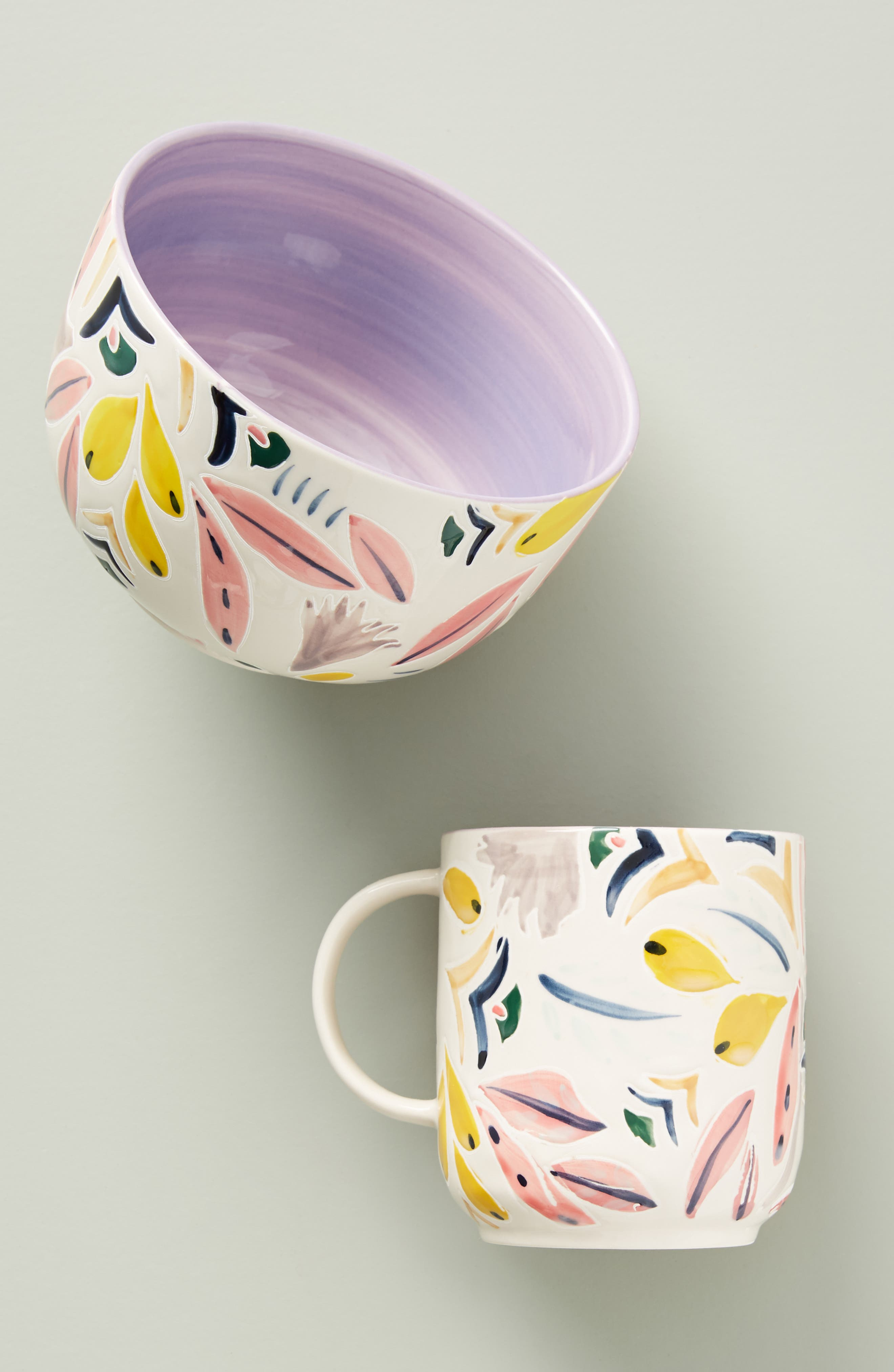 Mathilde Mug,                             Alternate thumbnail 4, color,                             111