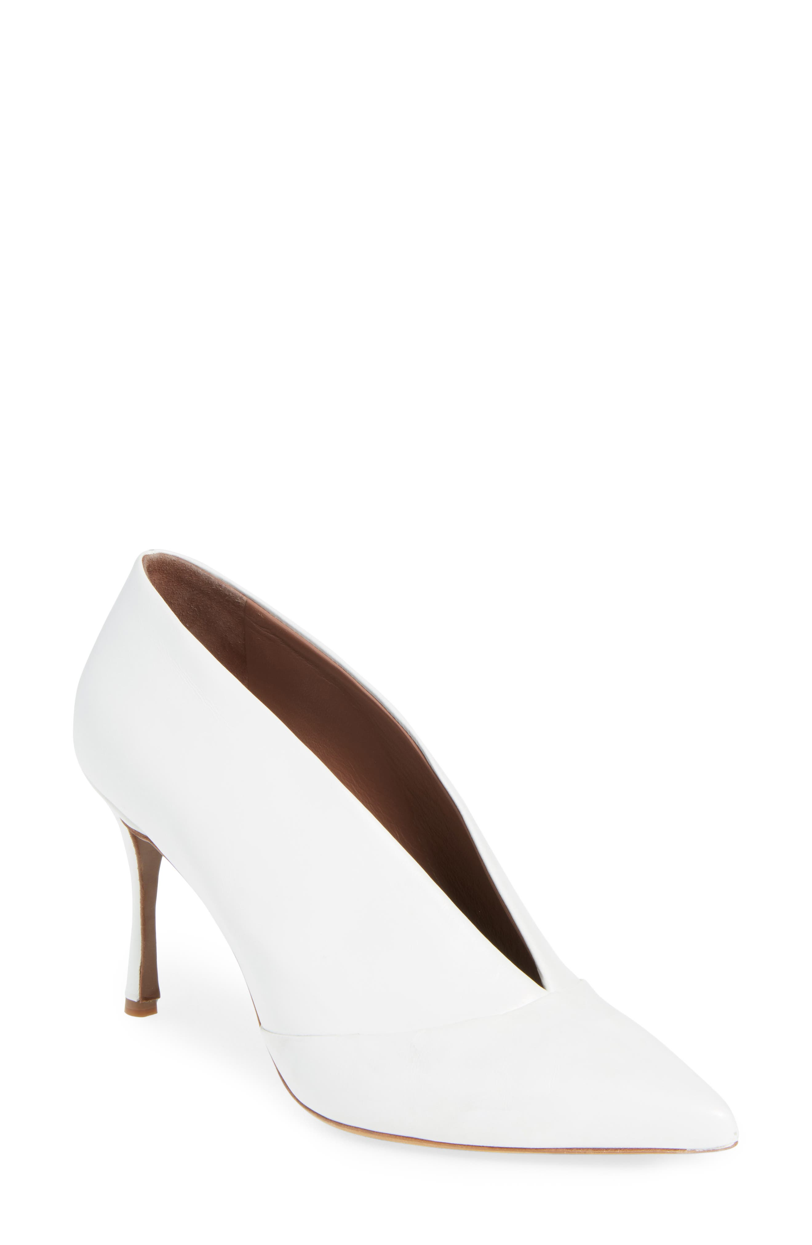 Strike Pointy Toe Pump, Main, color, 100