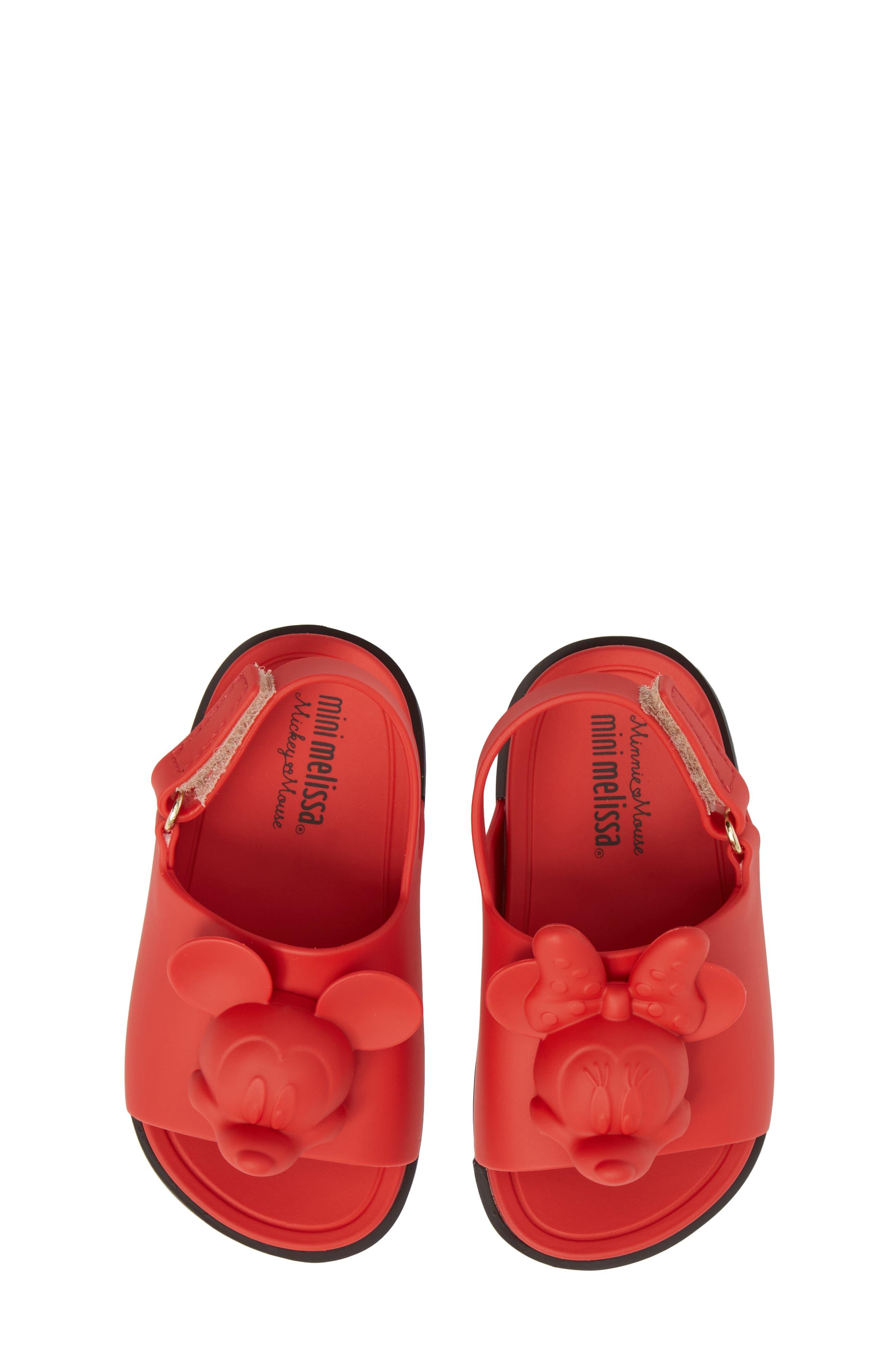 Disney<sup>®</sup> Mini Beach Sandal,                             Main thumbnail 3, color,
