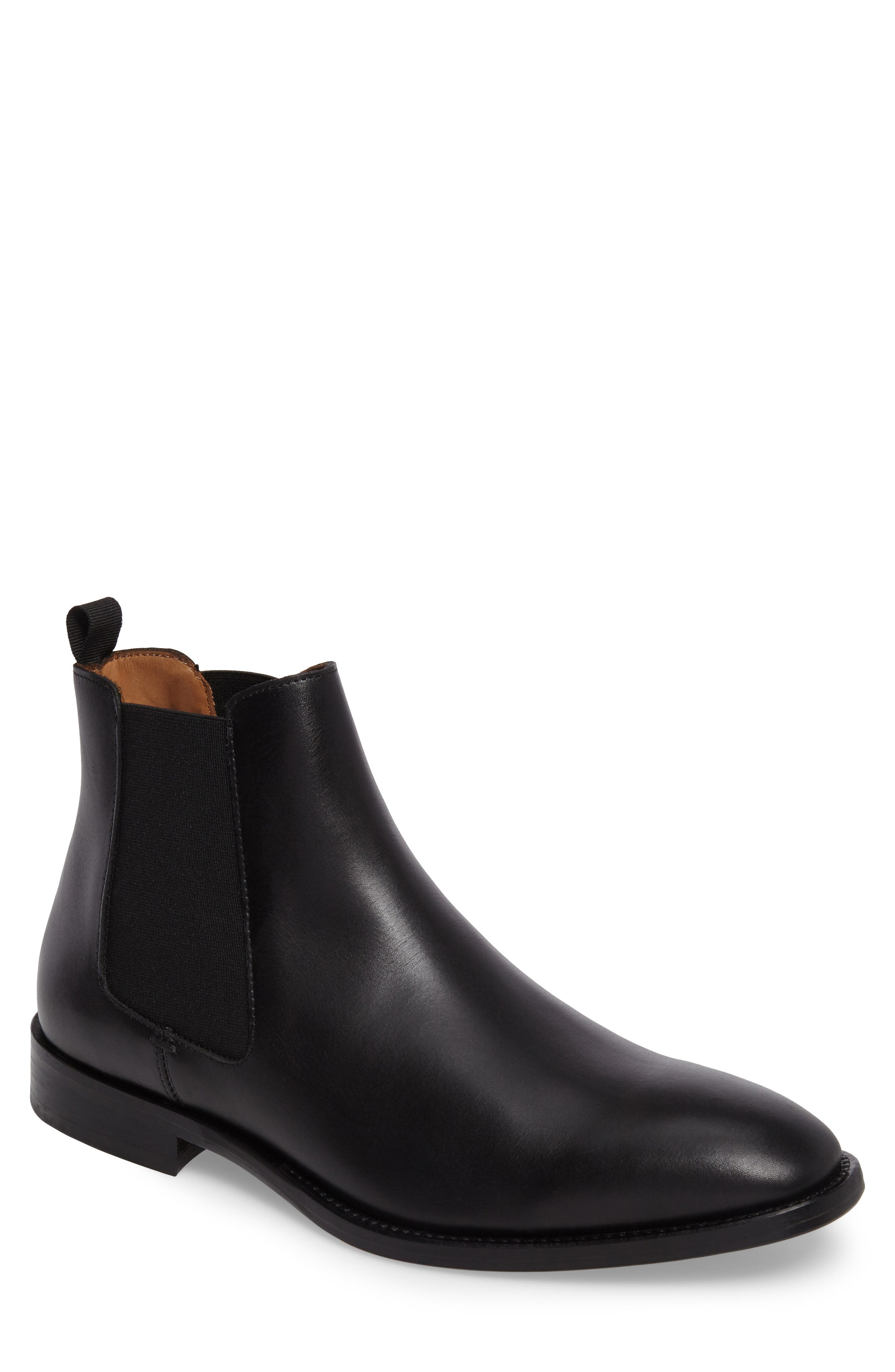 Haldien Chelsea Boot,                             Main thumbnail 1, color,                             001