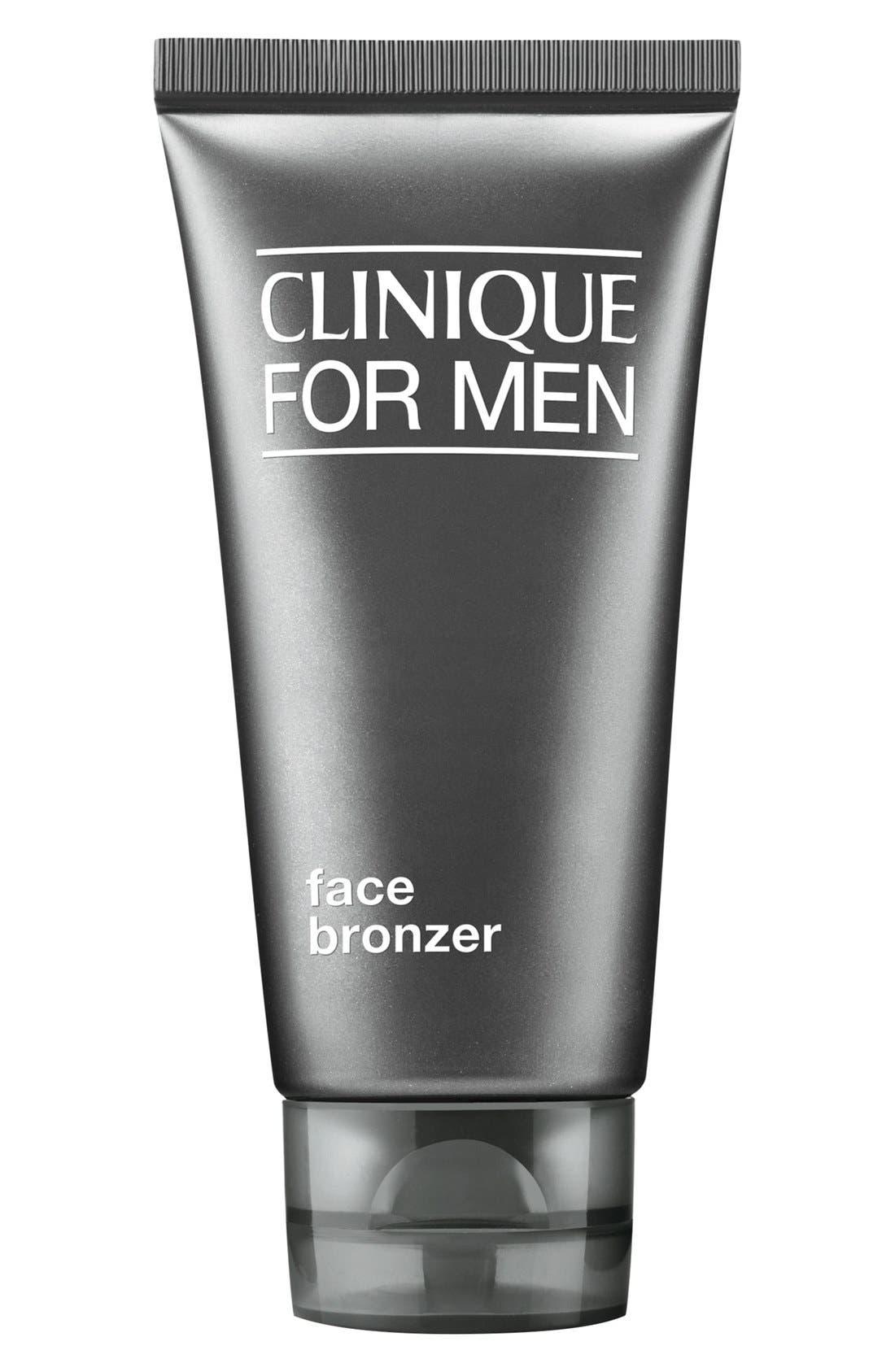 for Men Face Bronzer,                         Main,                         color, NO COLOR