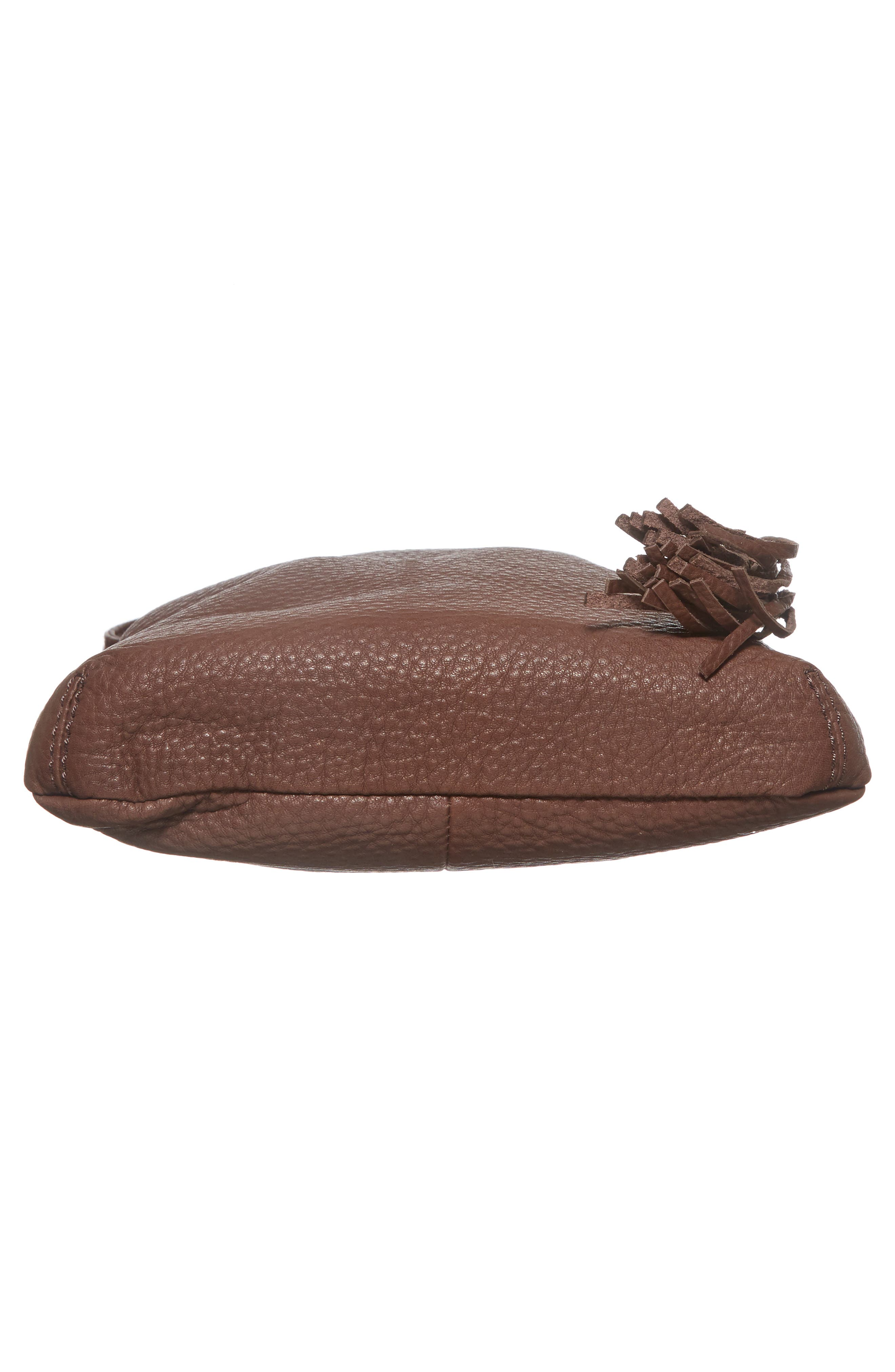 'Sarah' Leather Crossbody Bag,                             Alternate thumbnail 28, color,