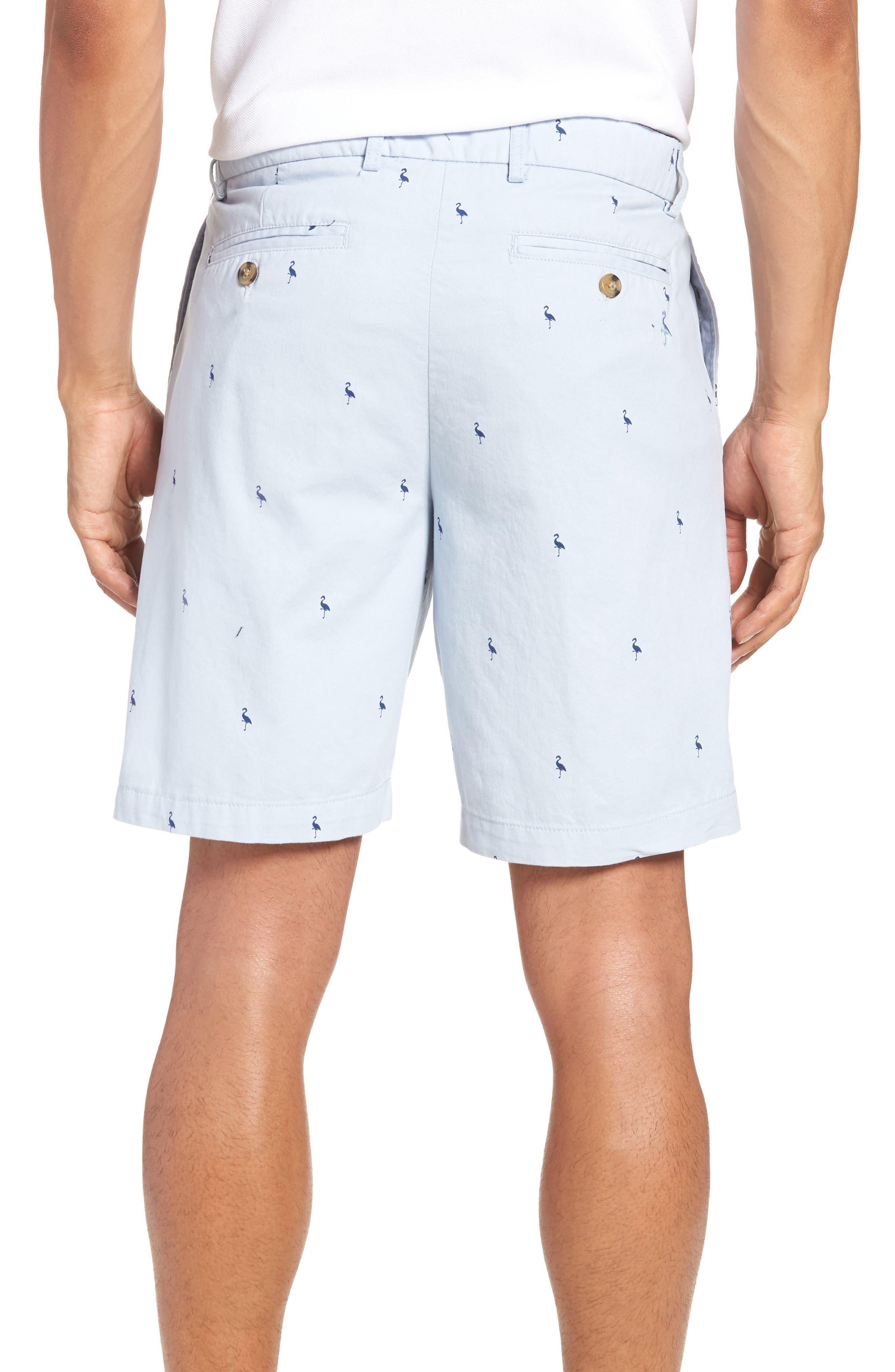 Aiden Bird Regular Fit Chino Shorts,                             Alternate thumbnail 2, color,