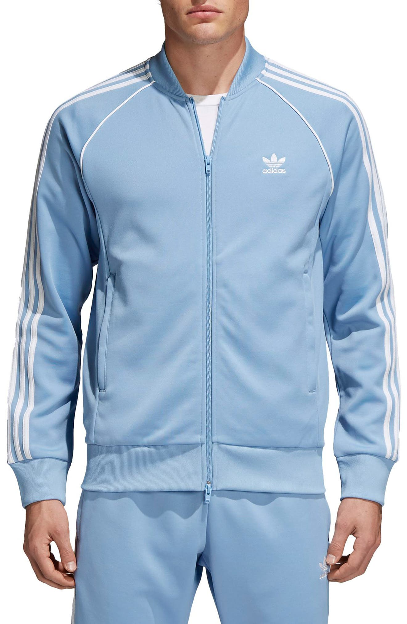 Superstar Track Jacket,                             Main thumbnail 1, color,                             459