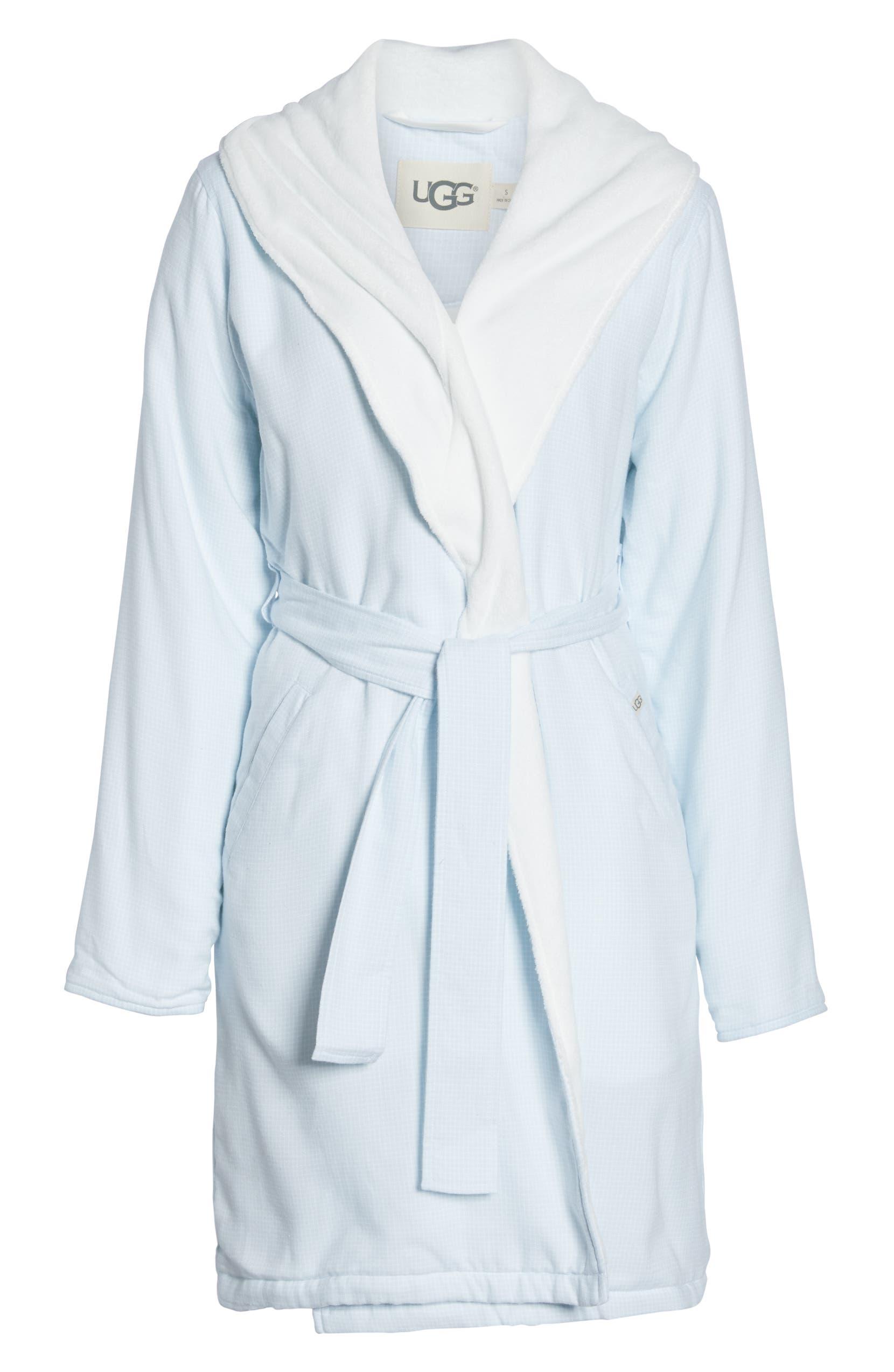 3ebf3087f1 UGG® Anika Fleece Lined Flannel Robe
