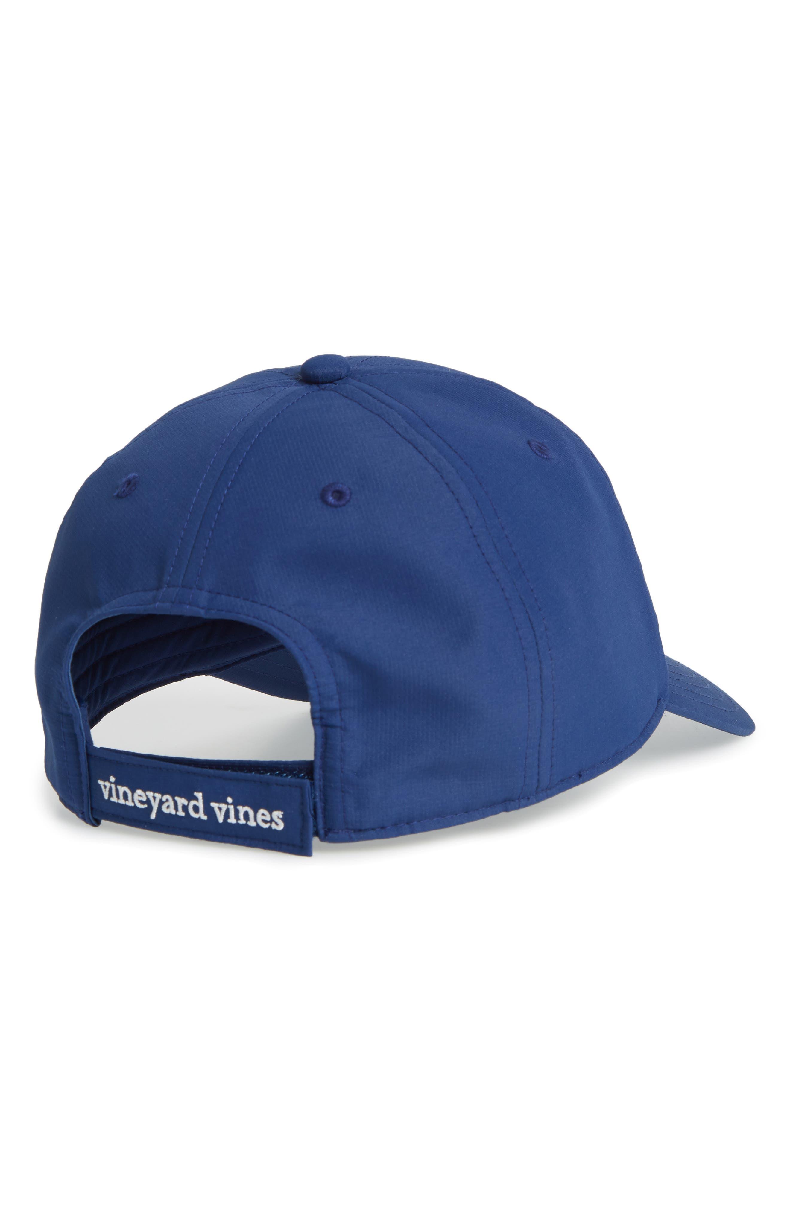 VINEYARD VINES,                             x Shark Week<sup>™</sup> Performance Baseball Cap,                             Alternate thumbnail 2, color,                             461