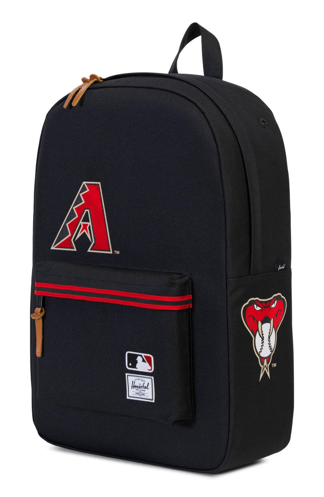 Heritage - MLB National League Backpack,                             Alternate thumbnail 4, color,                             001