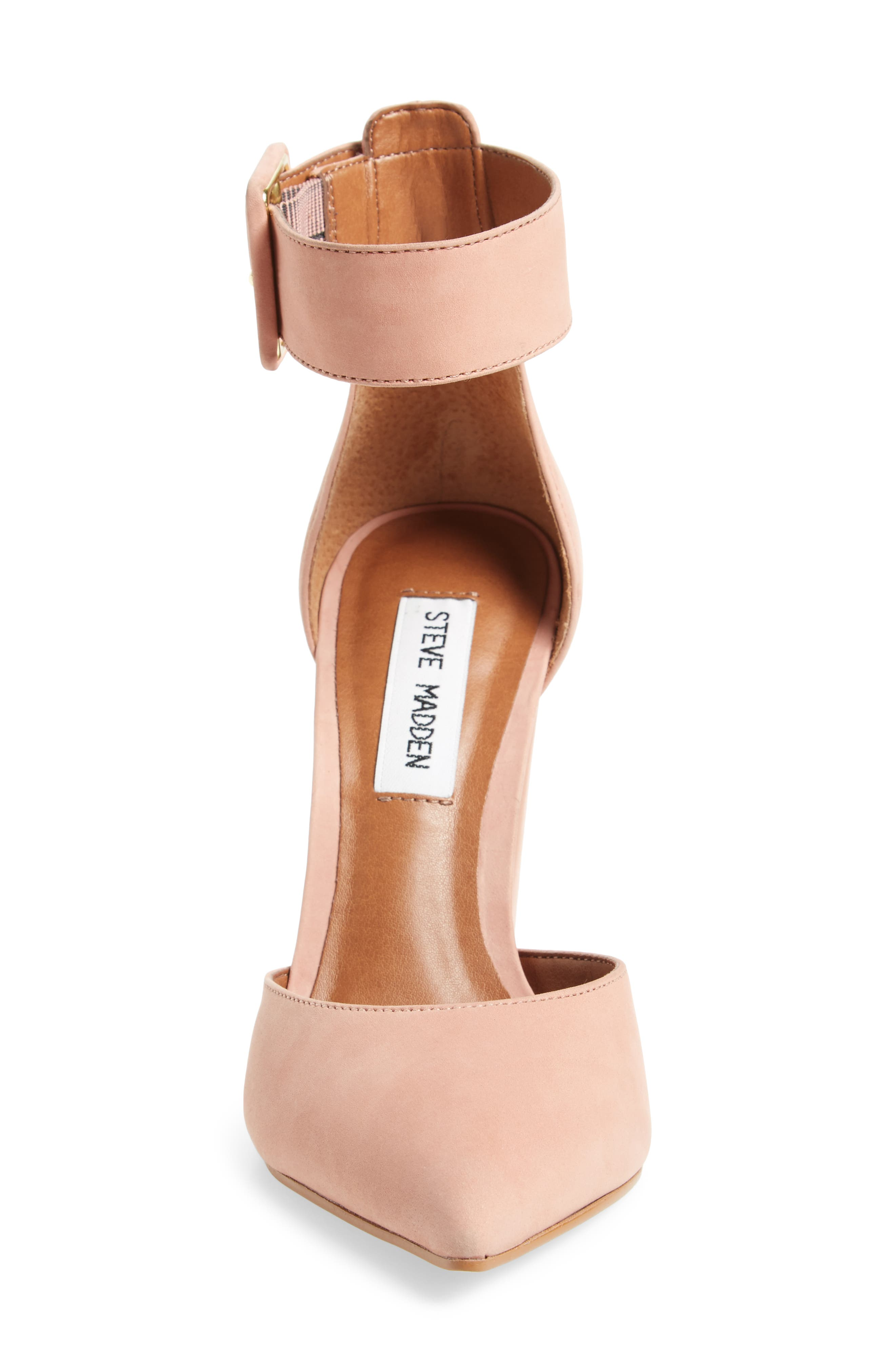 Posted Ankle Strap Pump,                             Alternate thumbnail 12, color,