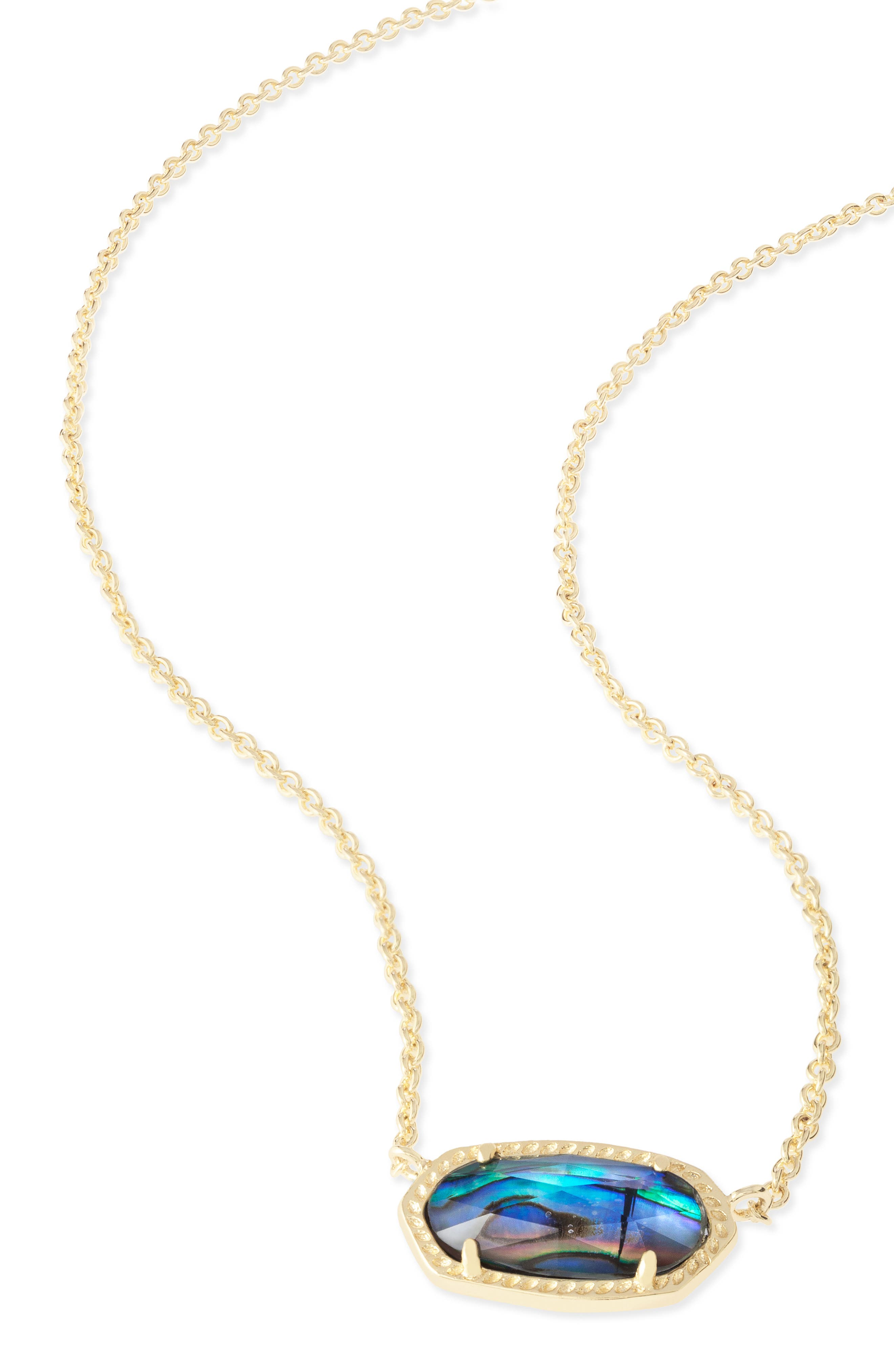 'Elisa' Pendant Necklace,                             Alternate thumbnail 6, color,                             440