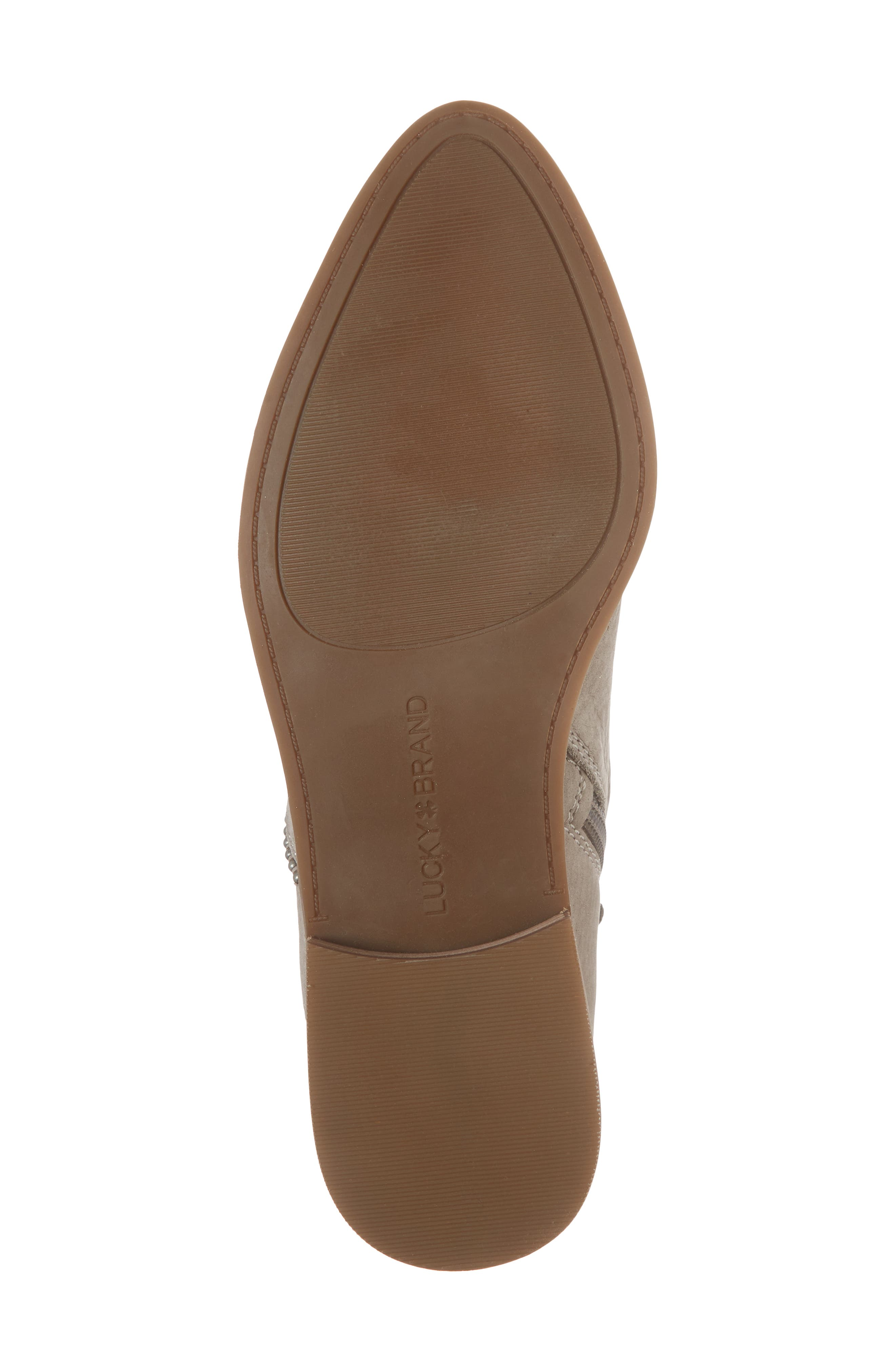 LUCKY BRAND,                             Perrma Bootie,                             Alternate thumbnail 6, color,                             060