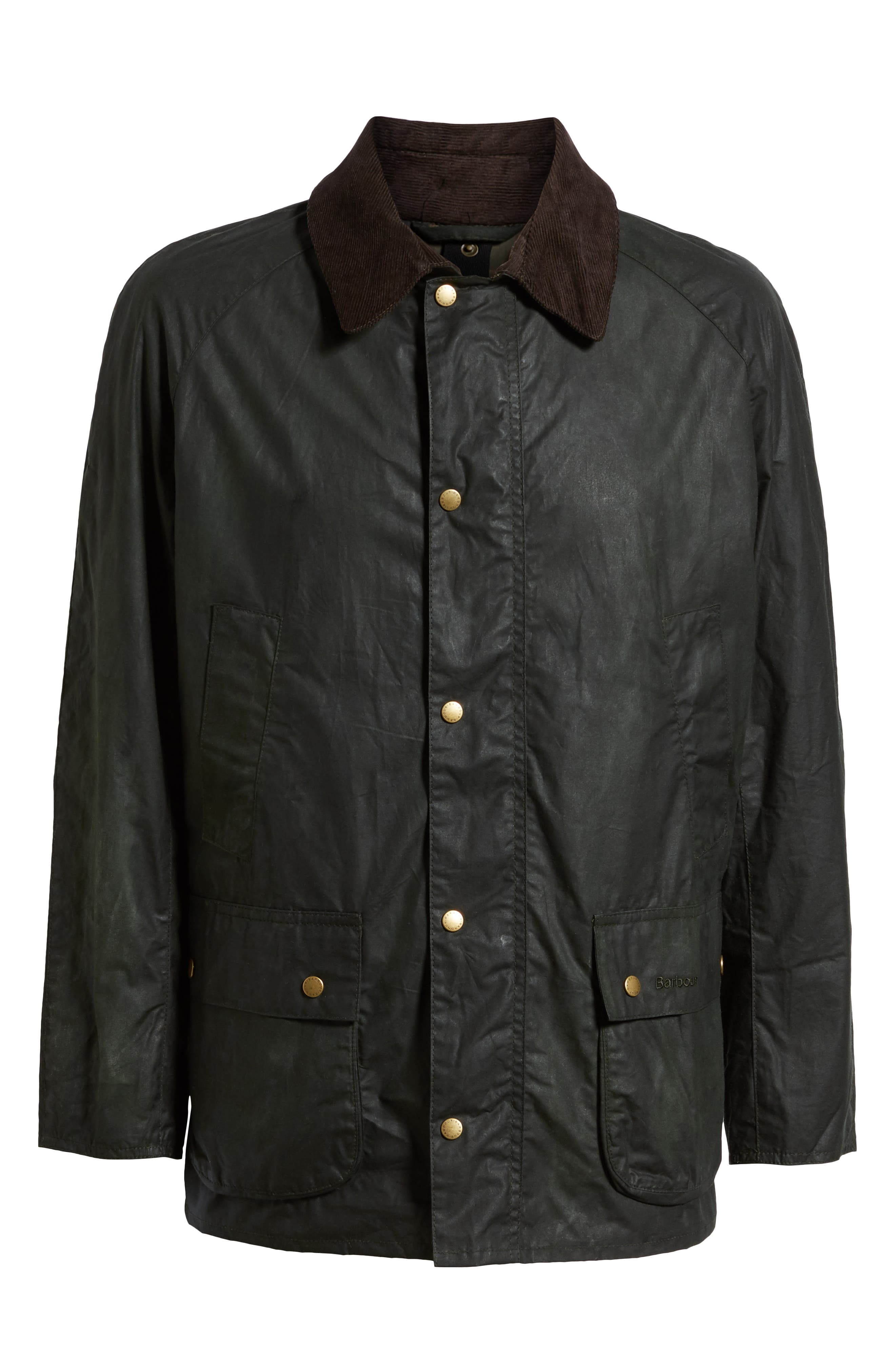 Lightweight Ashby Wax Jacket,                             Alternate thumbnail 6, color,                             SAGE