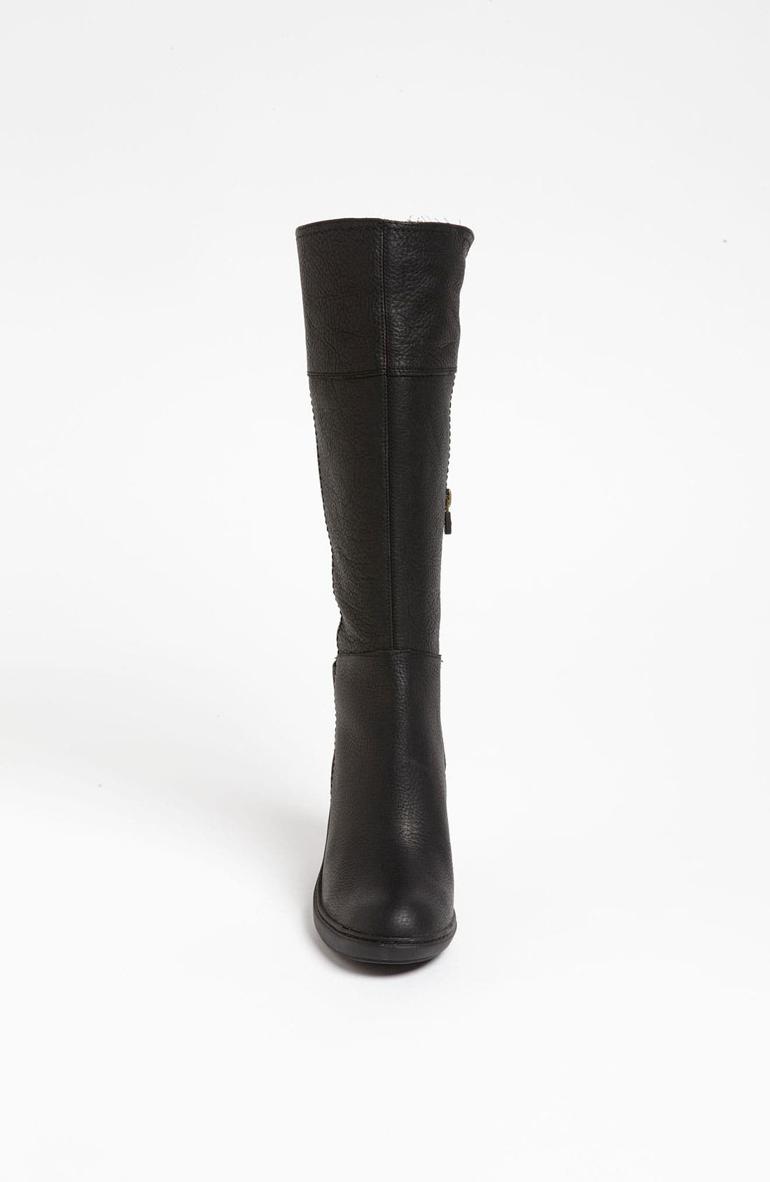 'Stratham Heights' Tall Boot,                             Alternate thumbnail 3, color,                             001