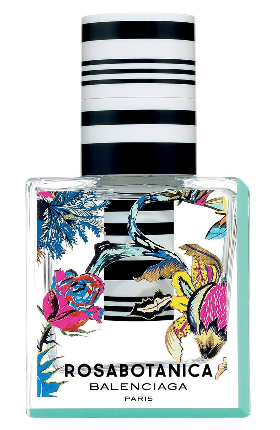 'Rosabotanica' Eau de Parfum,                             Alternate thumbnail 5, color,                             000