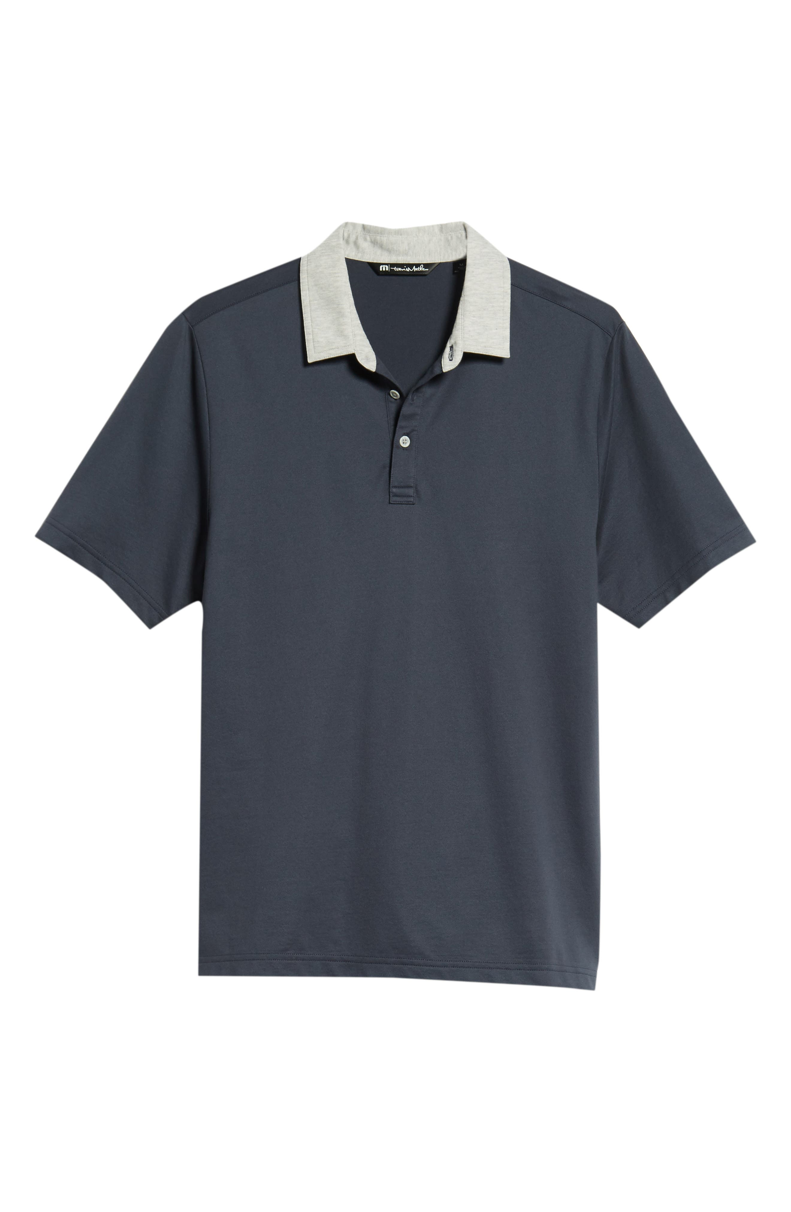 Pays for Itself Trim Fit Polo,                             Alternate thumbnail 6, color,                             400