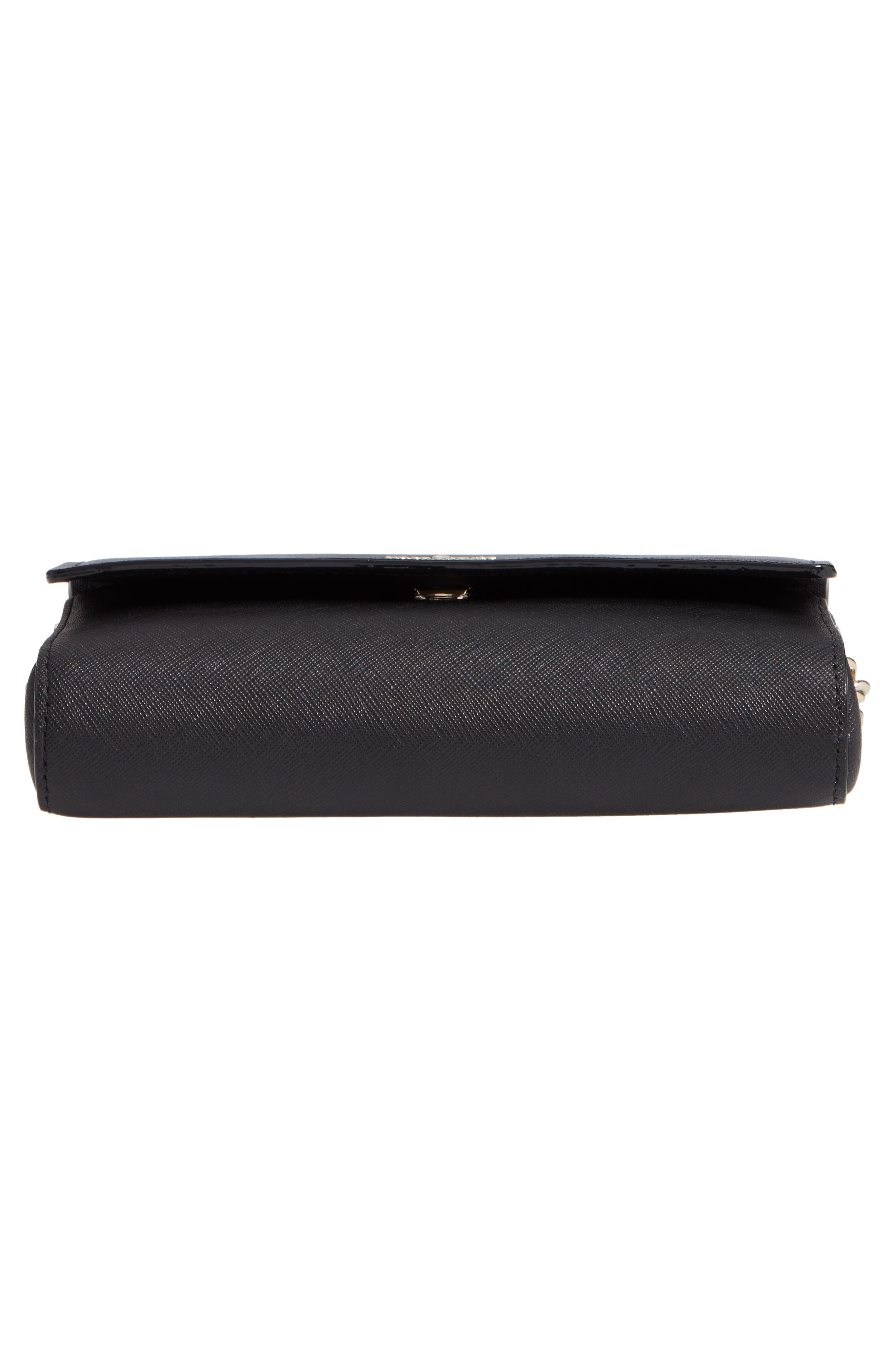 cameron street - delilah belt bag,                             Alternate thumbnail 7, color,                             BLACK